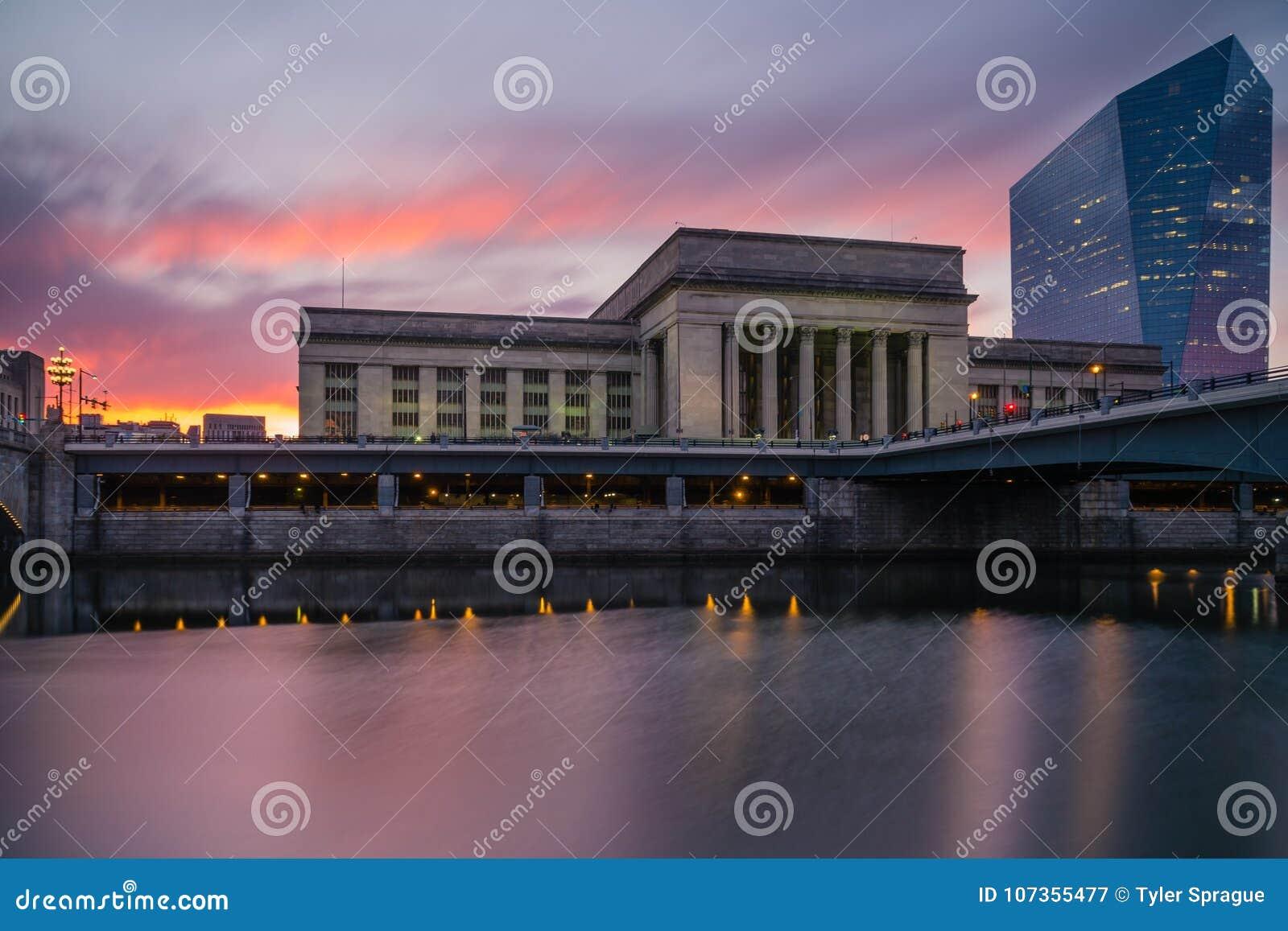 Train Station Philadelphia
