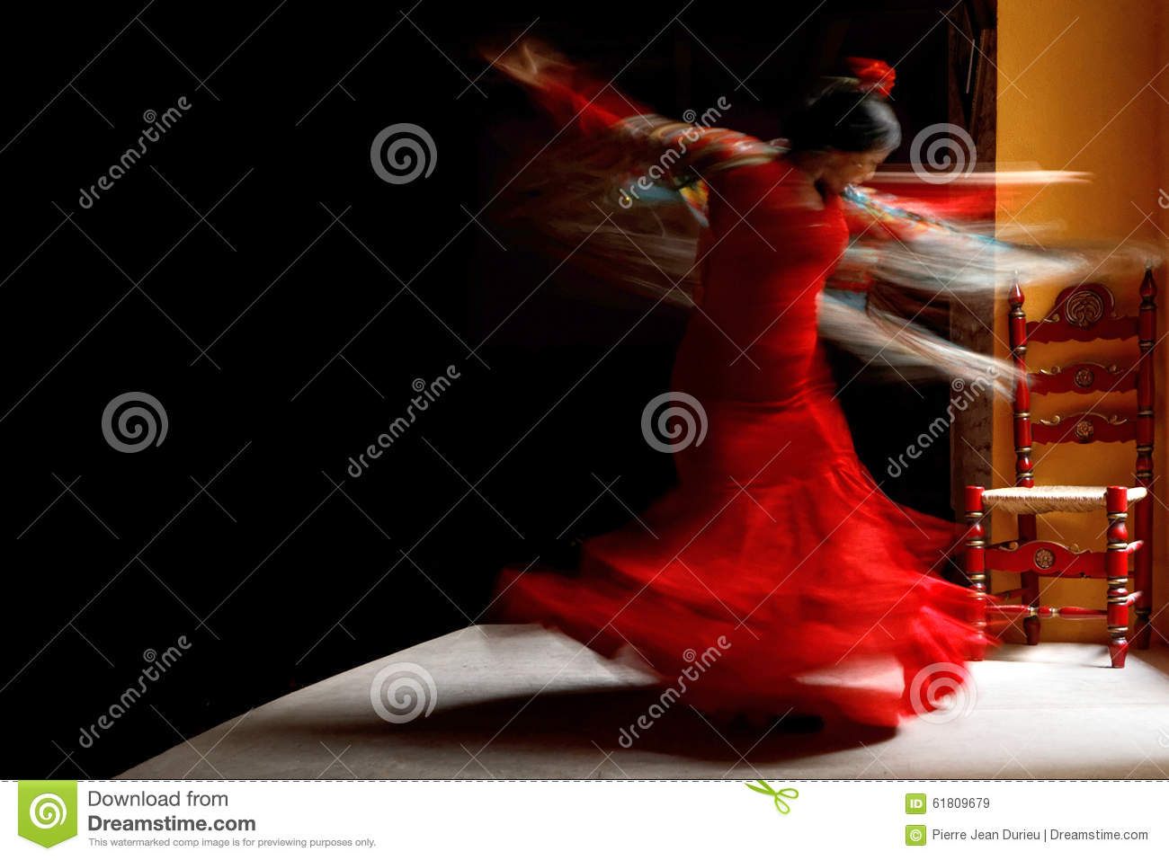adc859dfd517 Training Of A Flamenco Dancer Editorial Stock Image - Image of ...