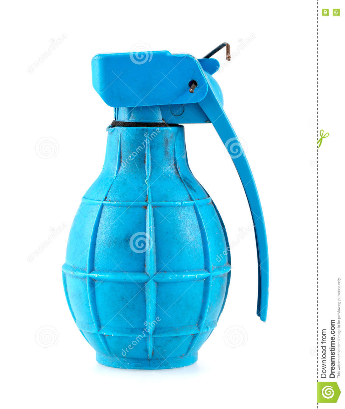 Training hand grenade stock photo  Image of throwing - 80033596