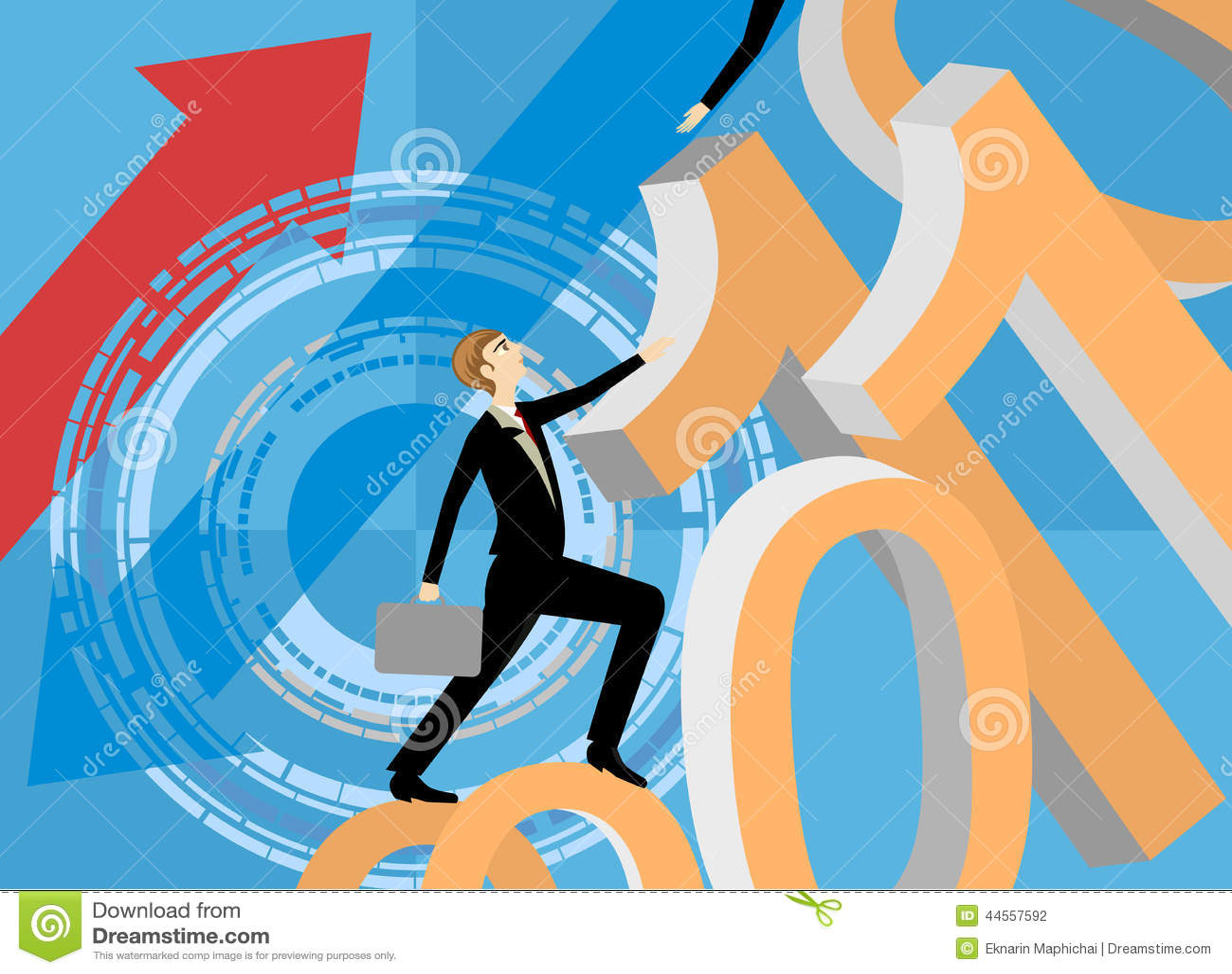 Training Technology Stock Illustration  Illustration Of