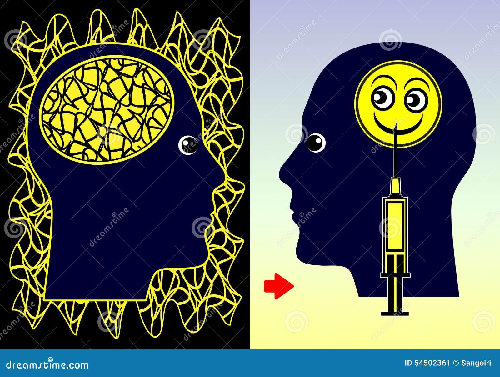 Traitement de dépression nerveuse