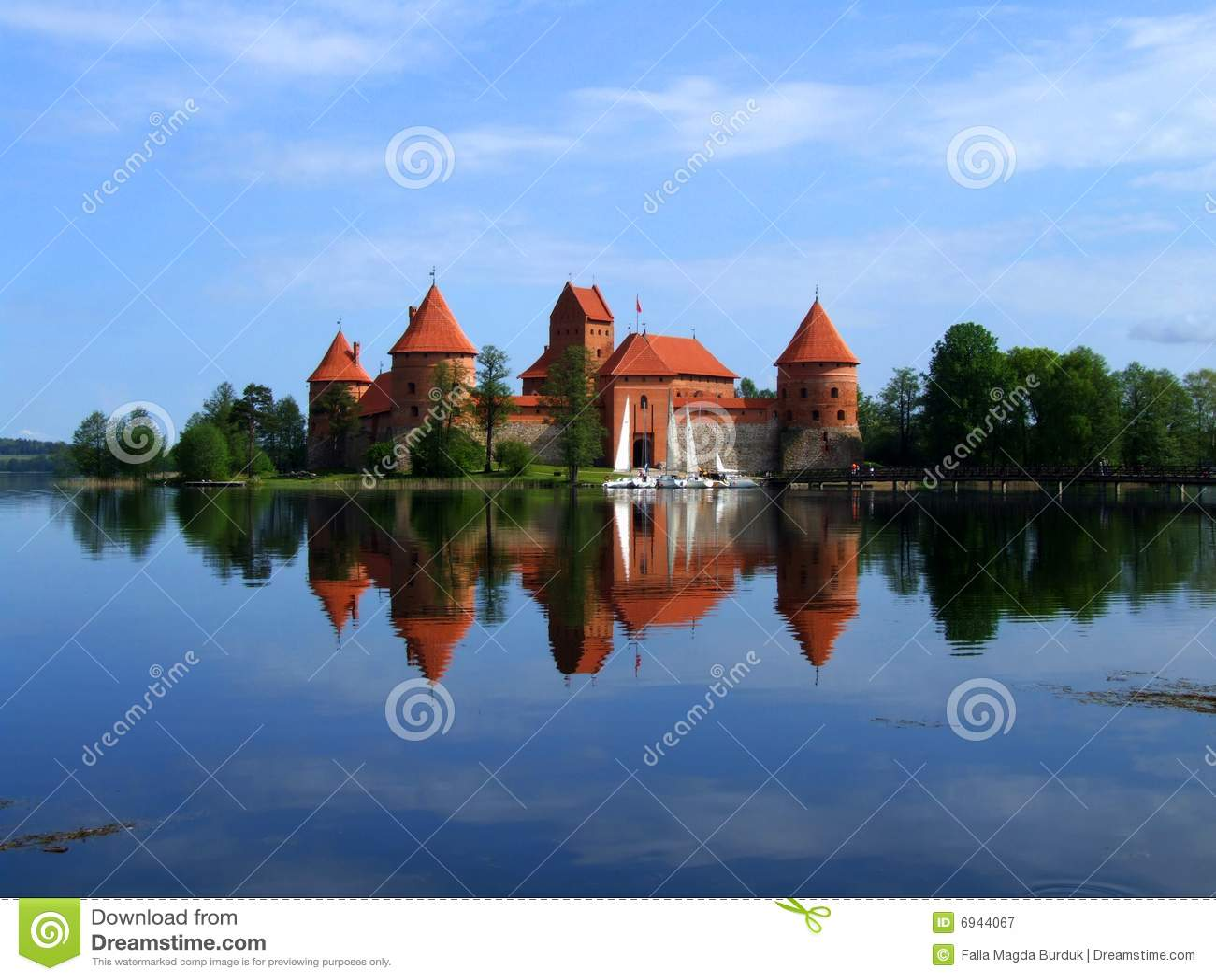 Trakai - castle