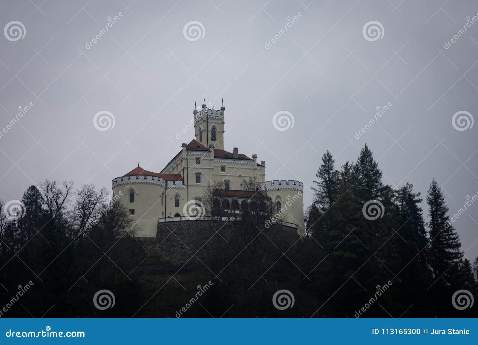 Trakoščan Castle