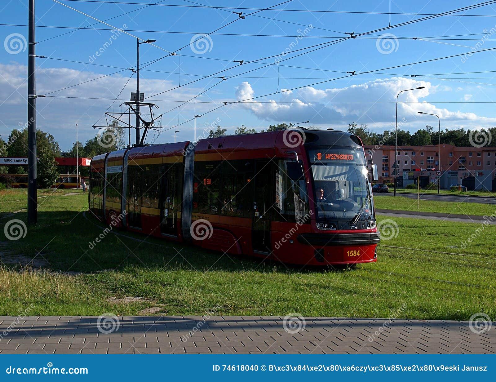 Tram da Lodz