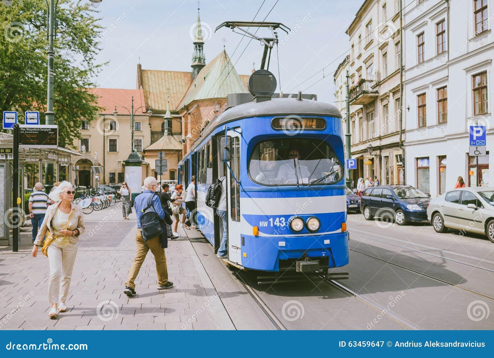 Train Travel Time From Krakow
