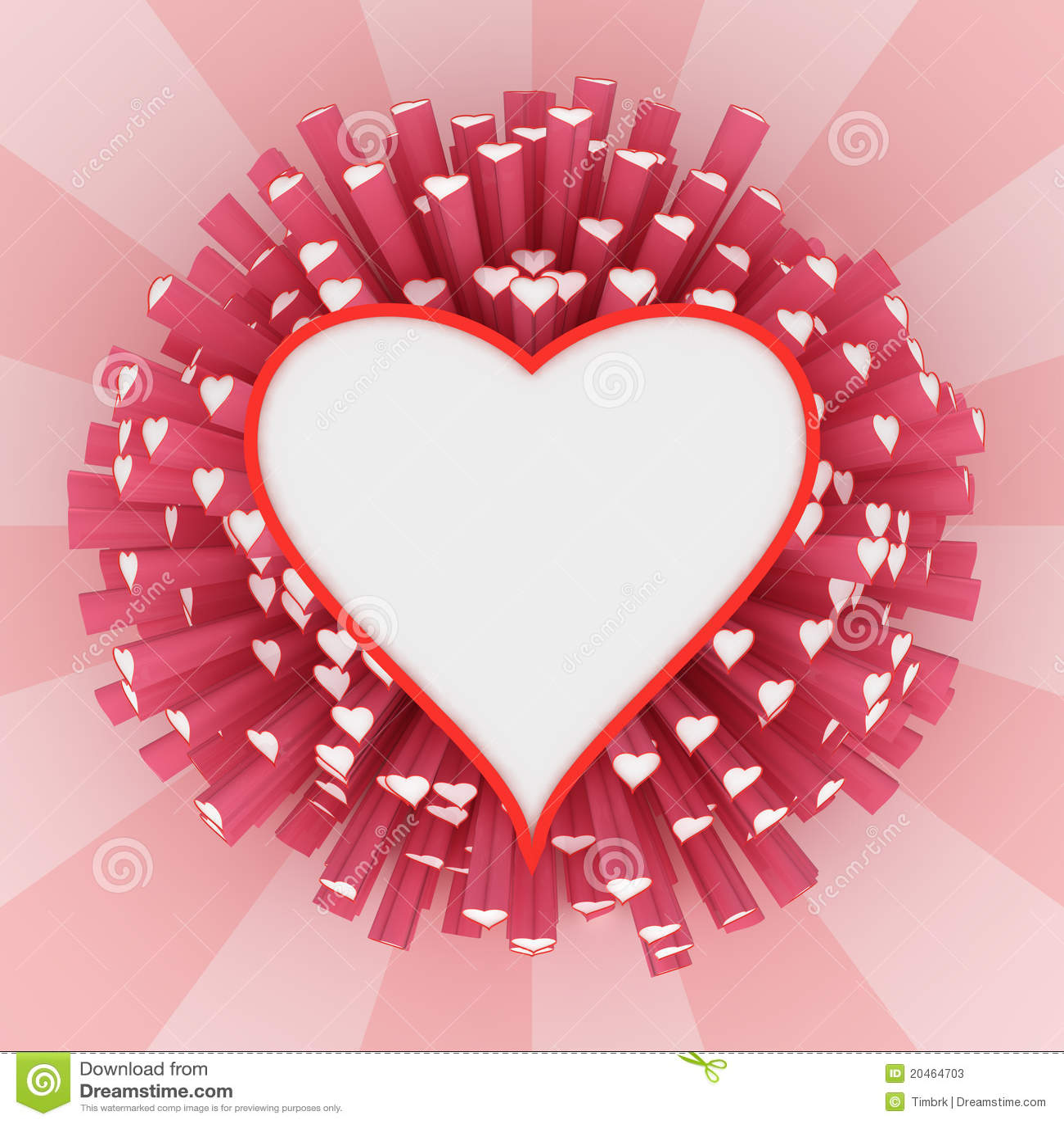 Trame de coeur