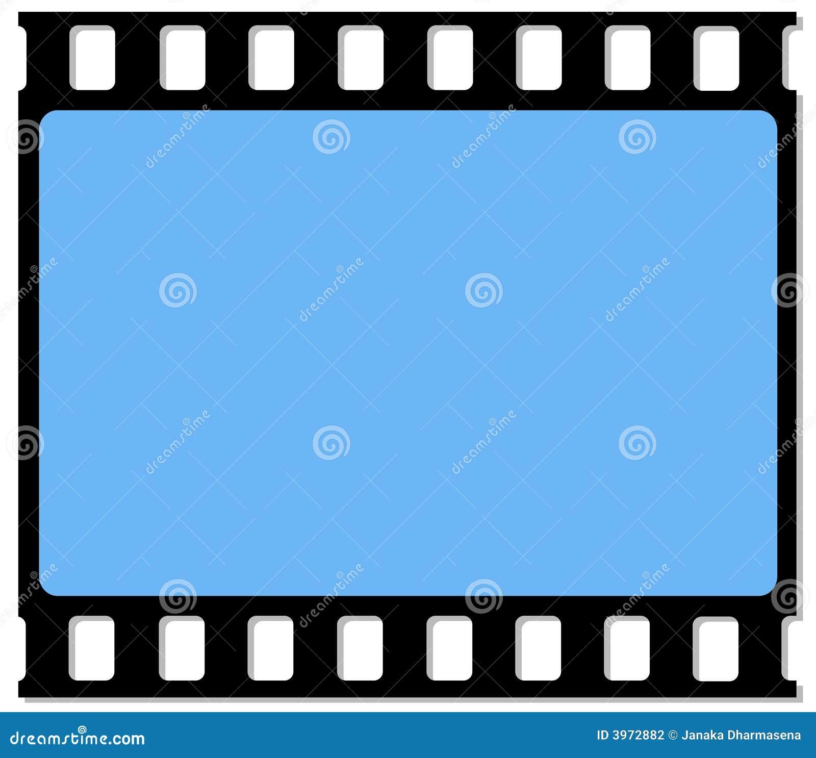 Trame de film de 35mm
