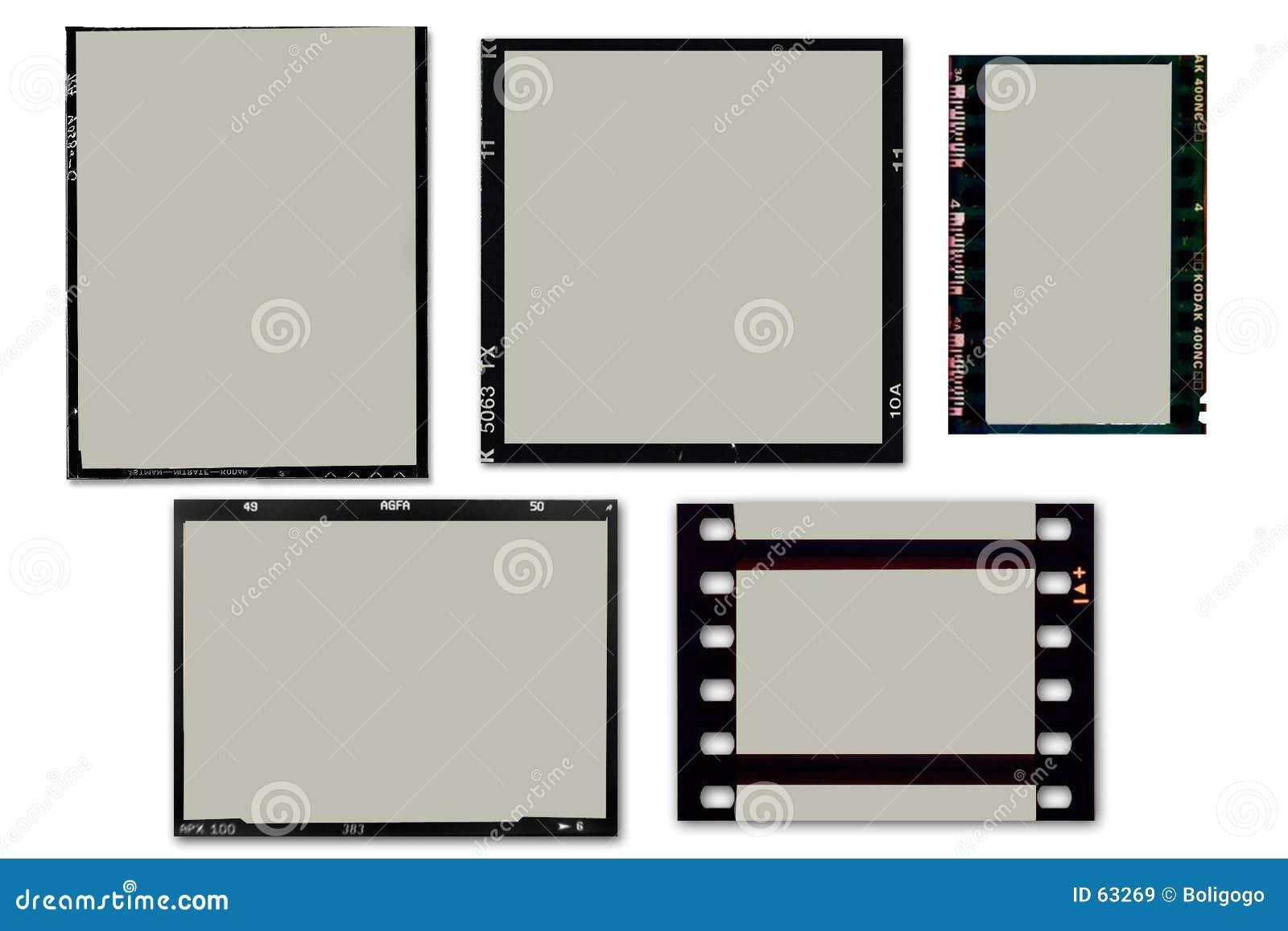 Download Trames de film illustration stock. Illustration du affiche - 63269
