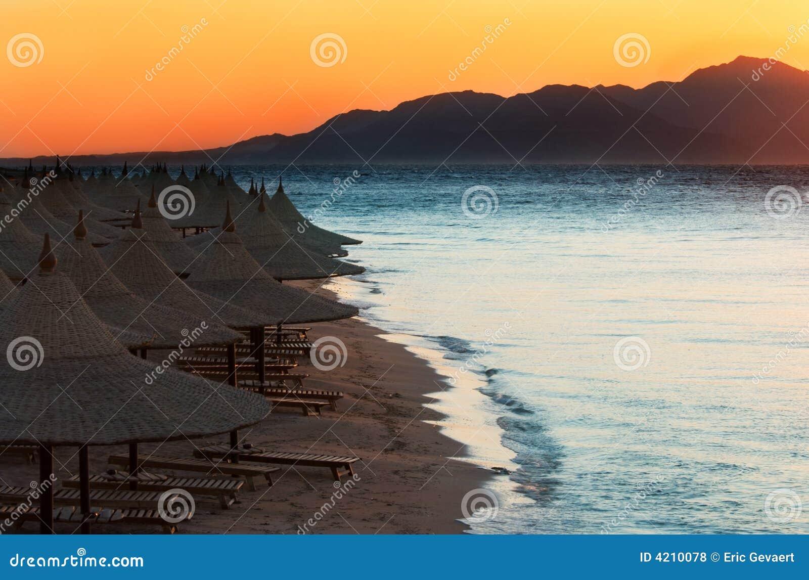 Tramonto in Sharm El Sheikh
