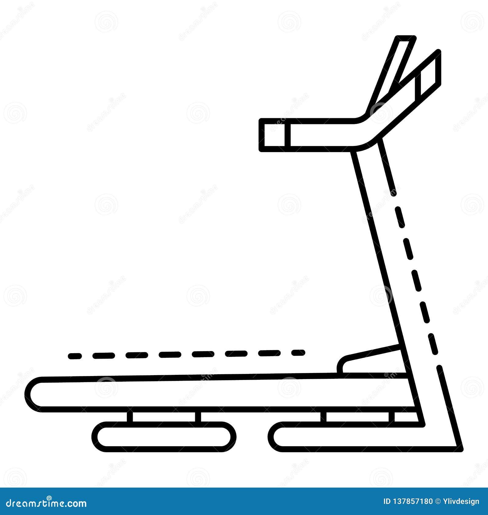 Trampkvarnsymbol, översiktsstil