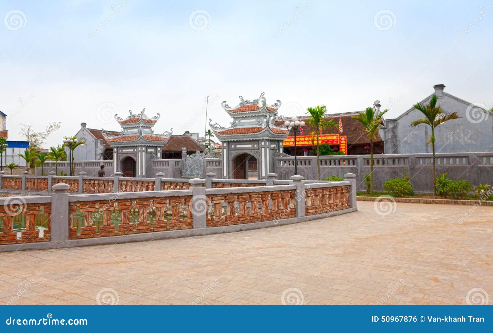 Tran świątynia