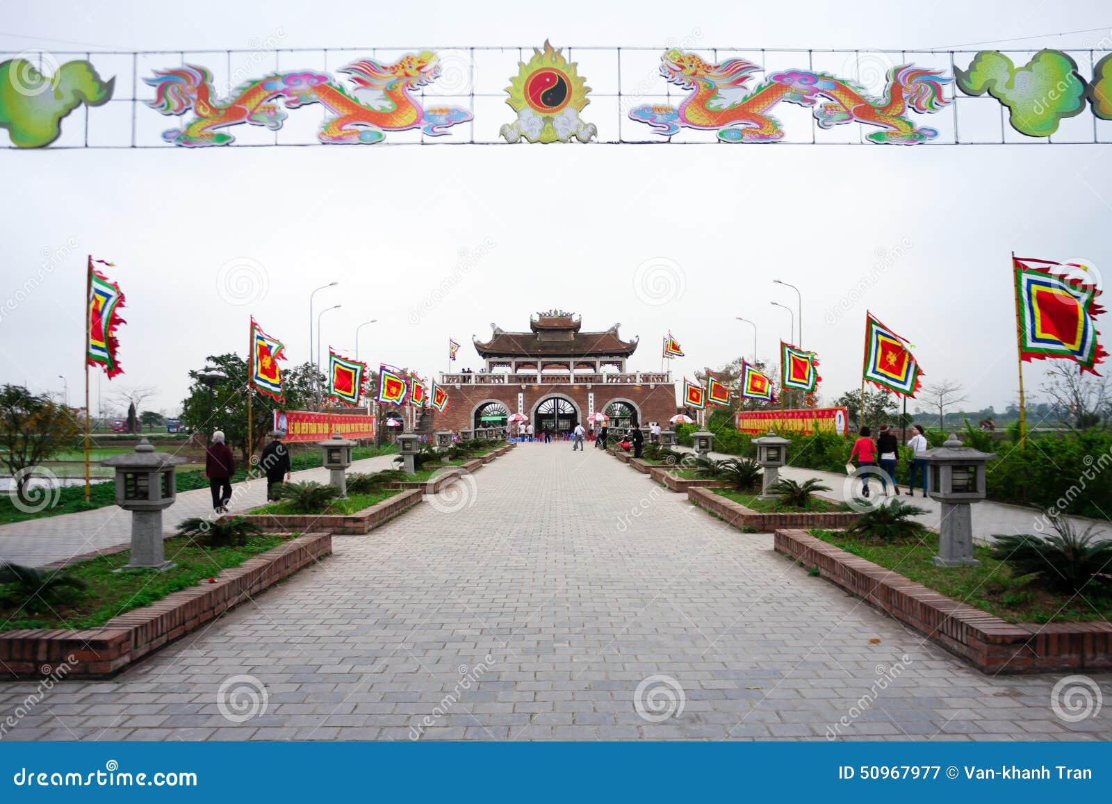 Tran s Temple