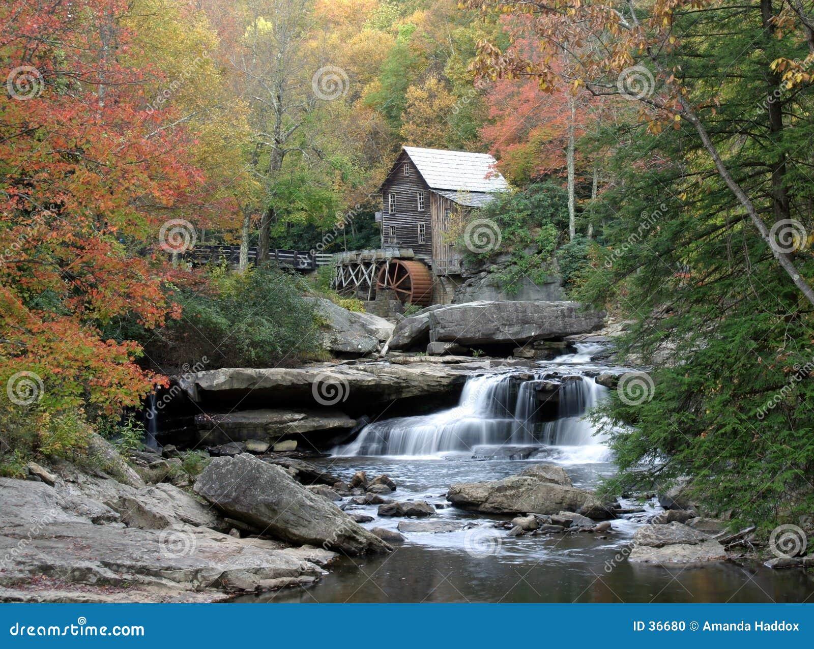 Tranquilidad del otoño