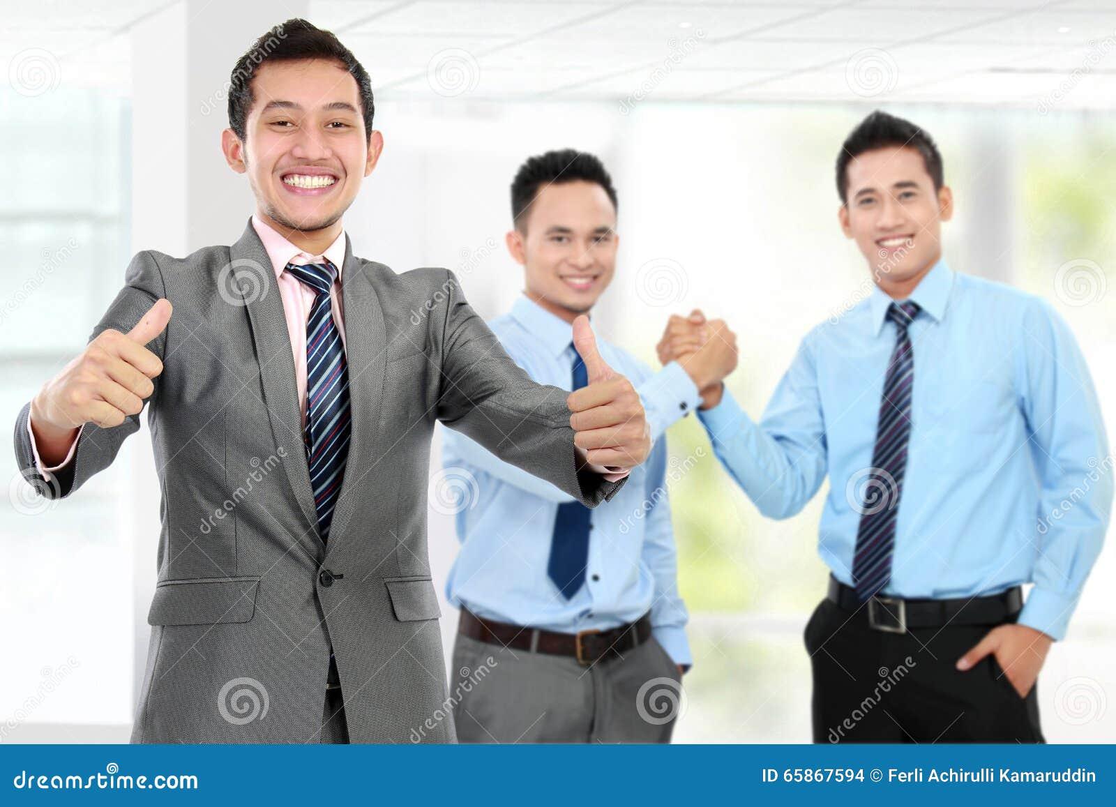 Transakcja biznesowa Praca zespołowa