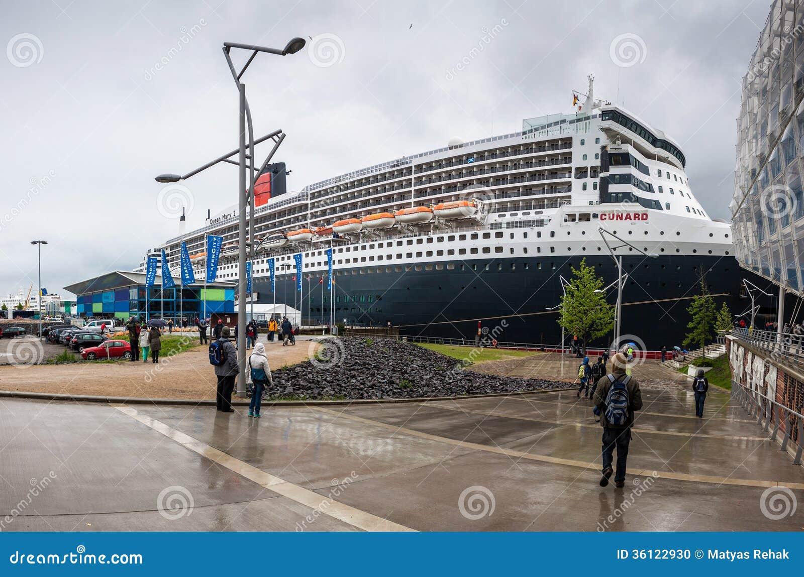 Ocean Liner Travel To Europe