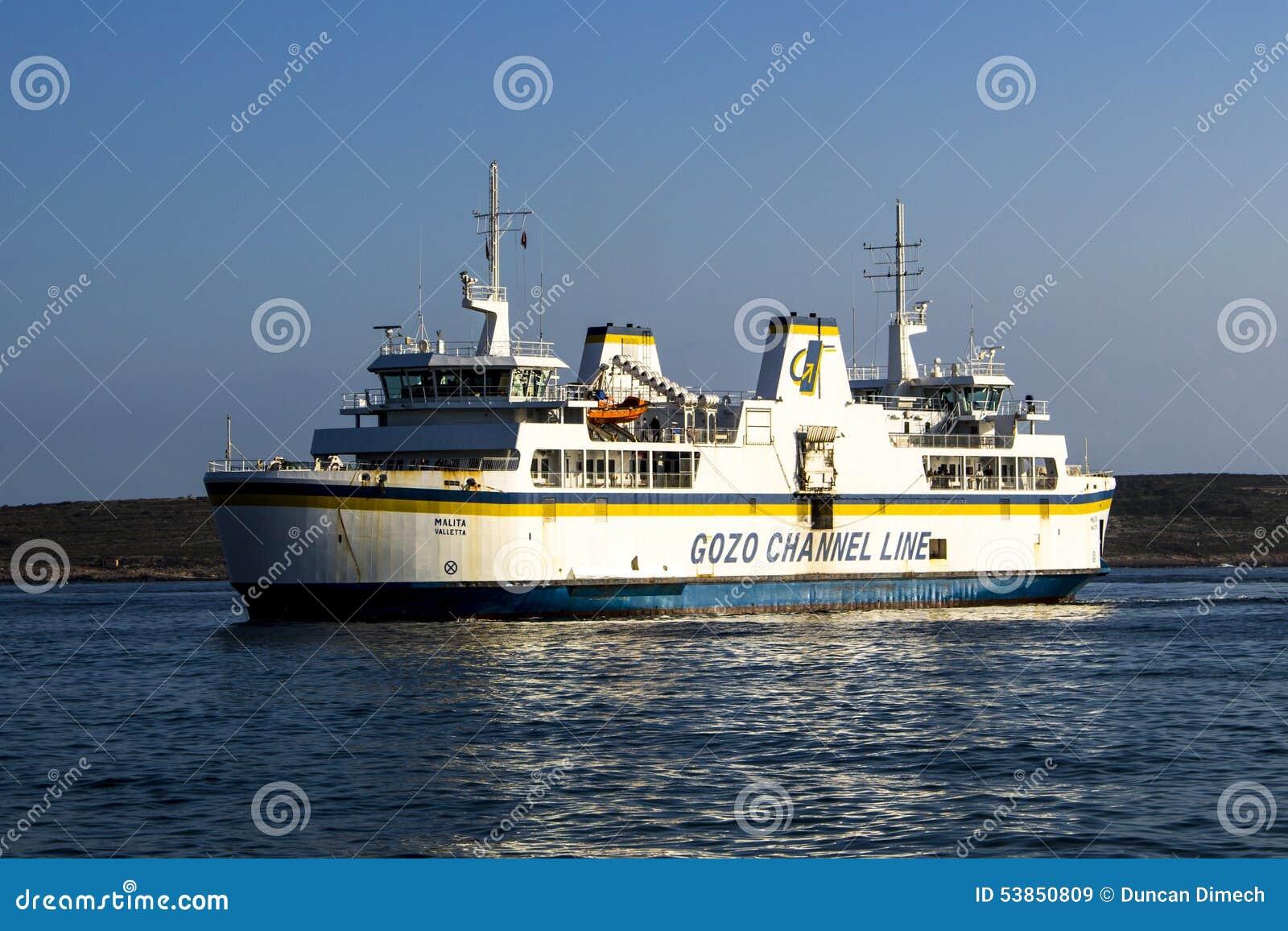 Transbordador de Gozo