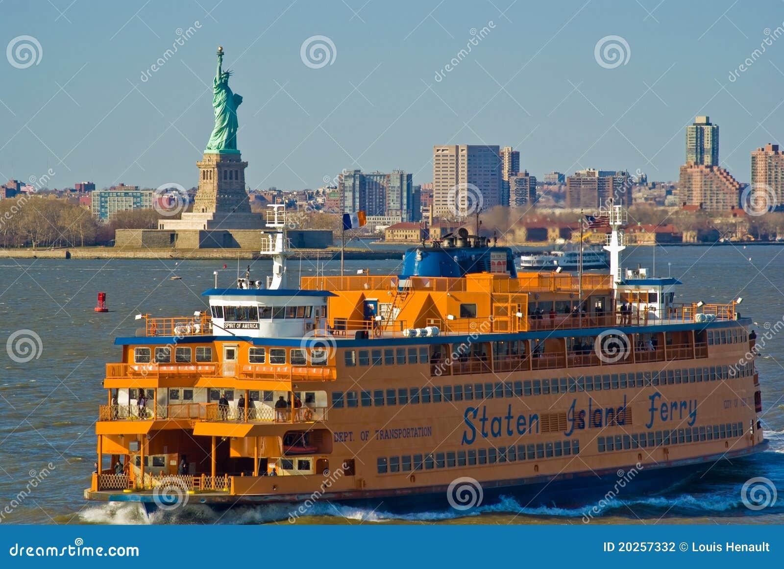Transbordador de la isla de Staten