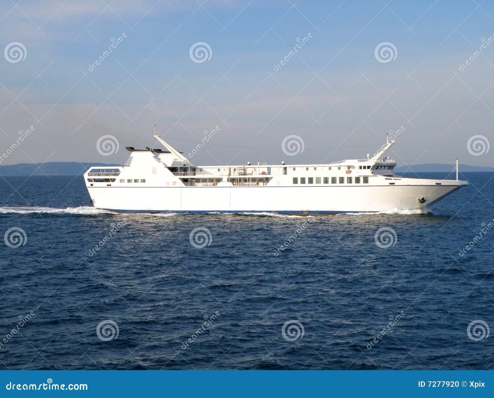 Transbordador muy rápido