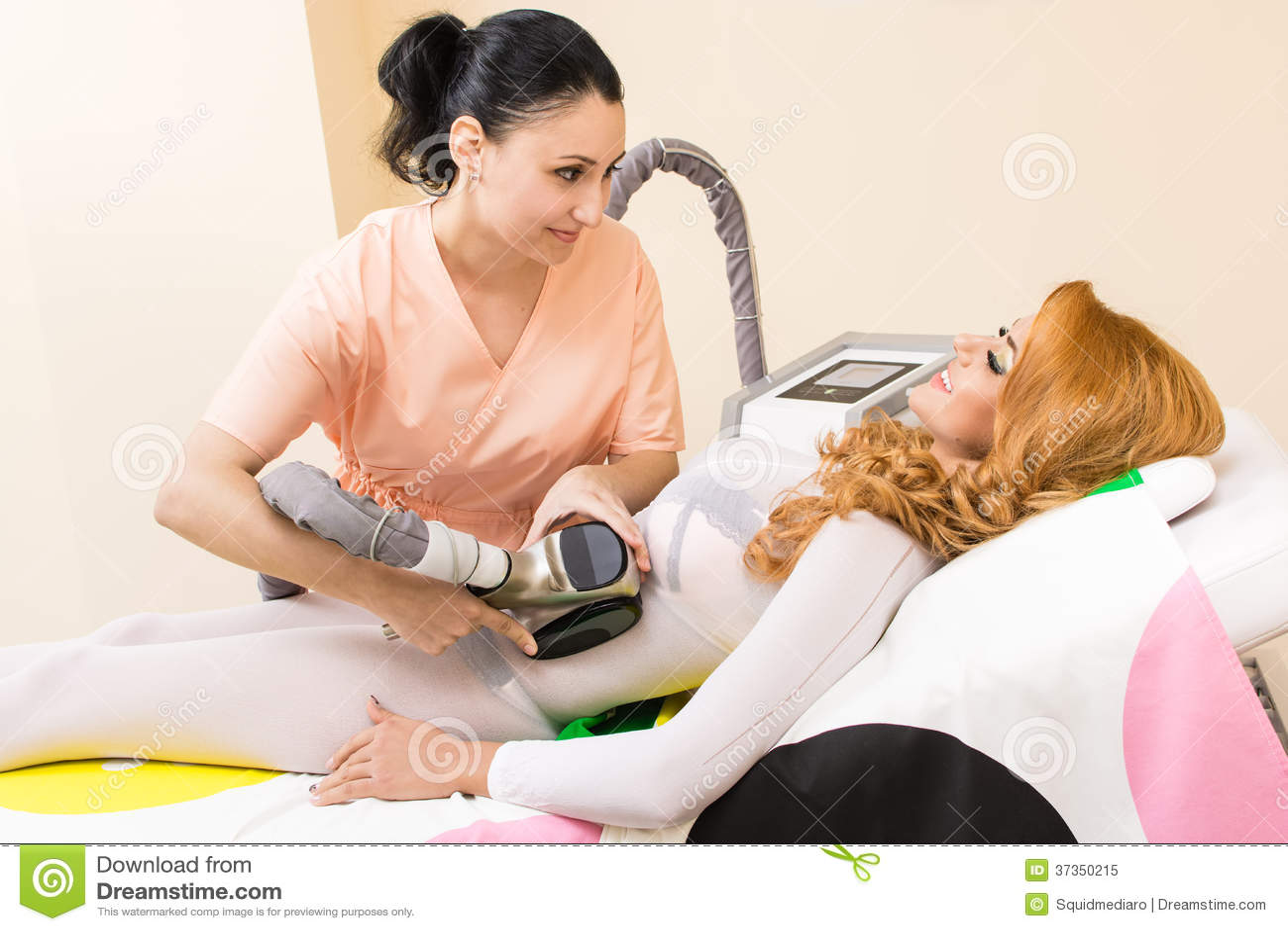 Transdermal massage