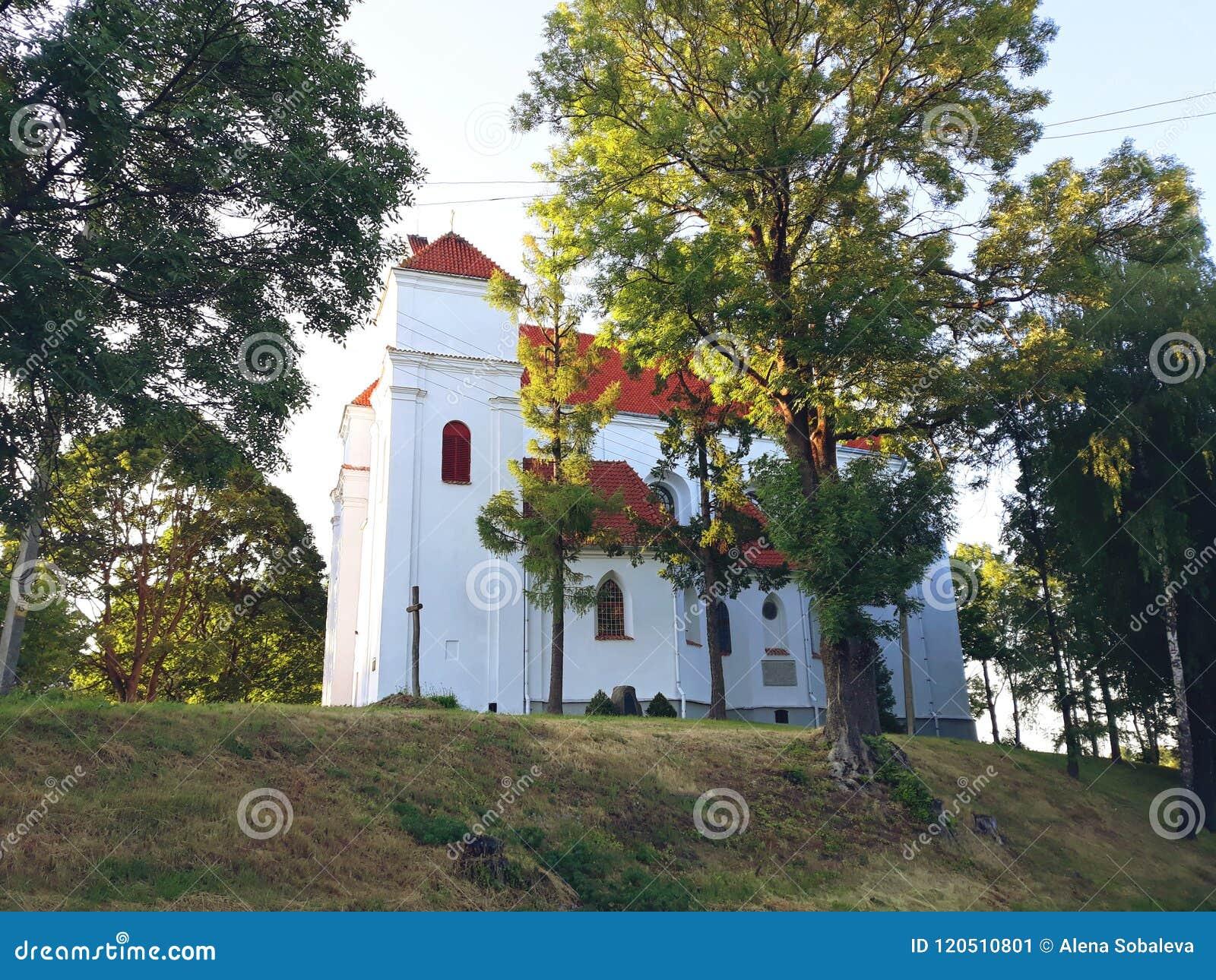Transfiguración Roman Catholic Church en Novogrudok