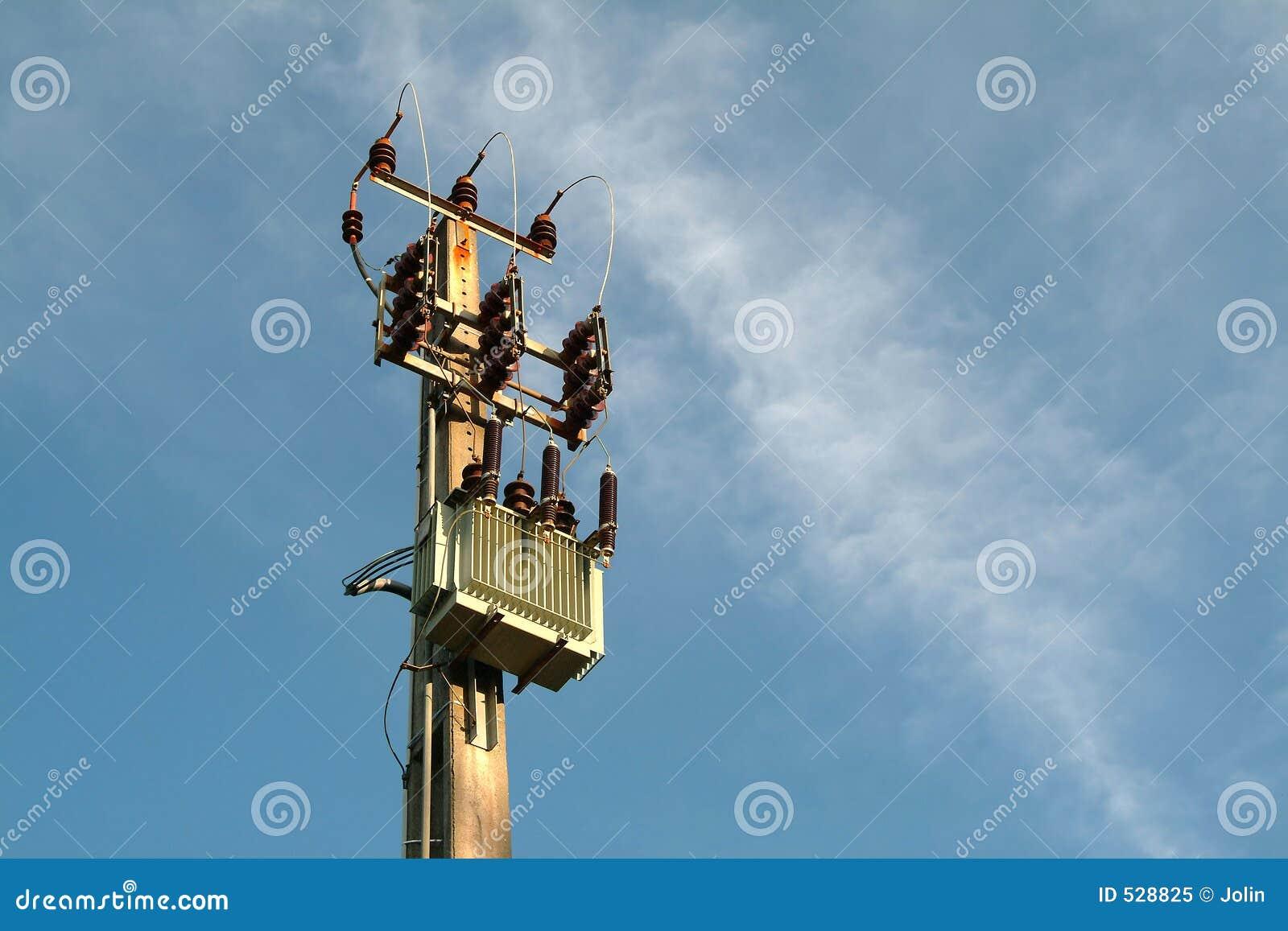 Transformação da eletricidade