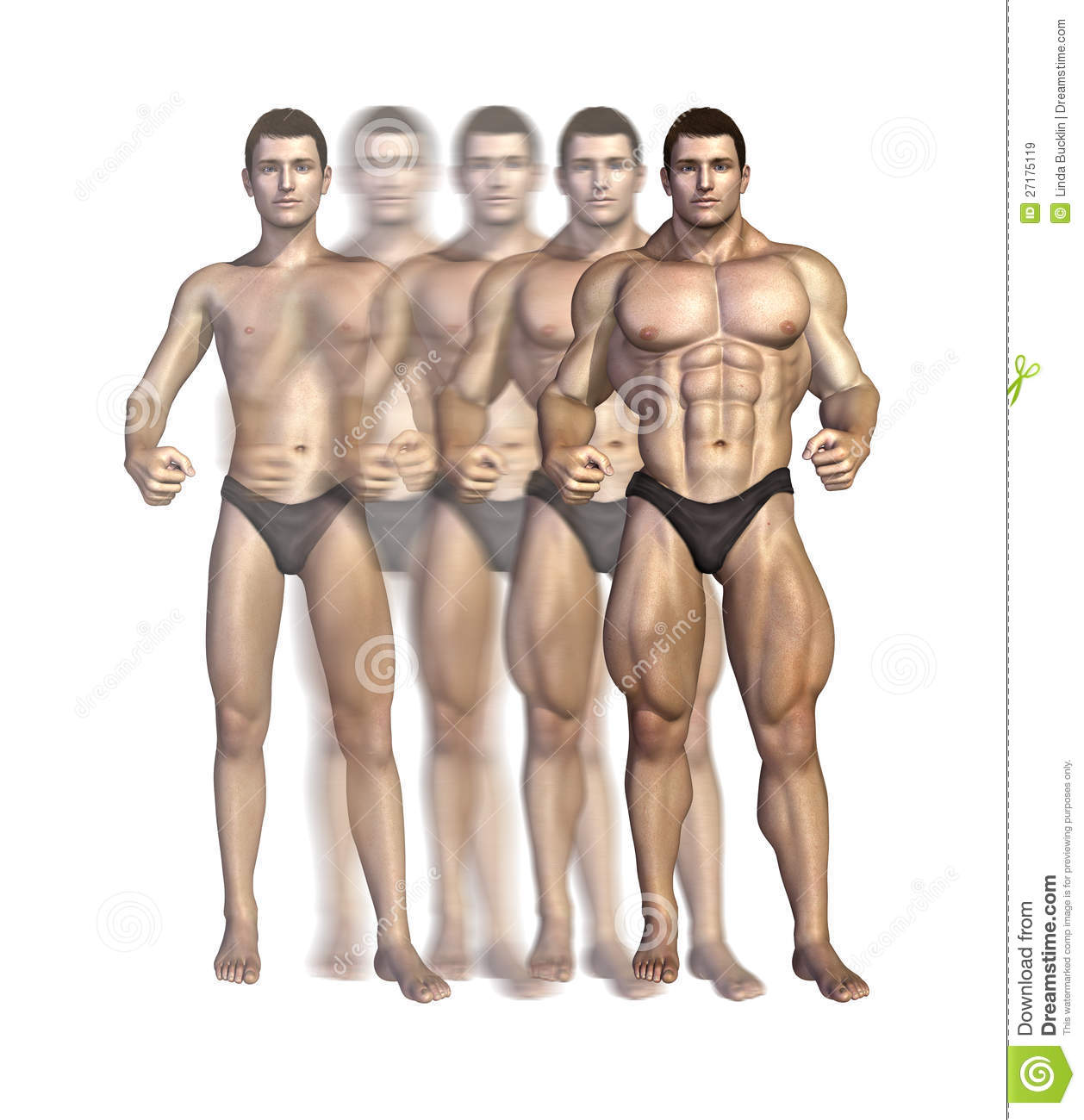 Transformação do Bodybuilder