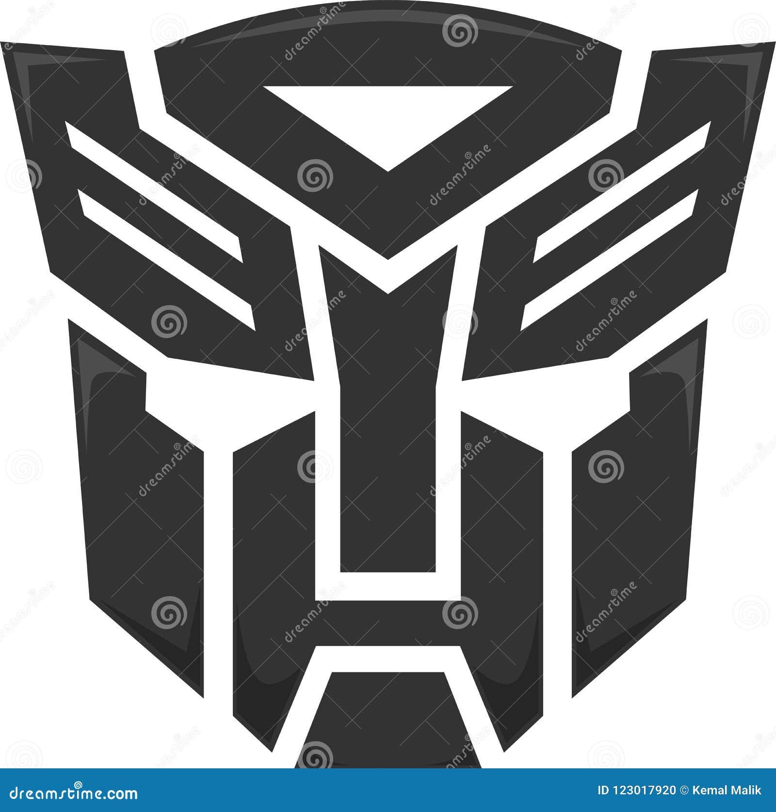 Transformers Autobot Logo Stock Vector Illustration Of Last 123017920