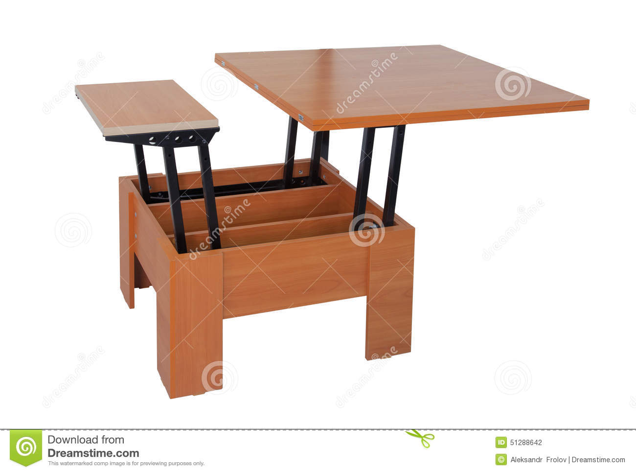transforming tables stock photo image 51288642