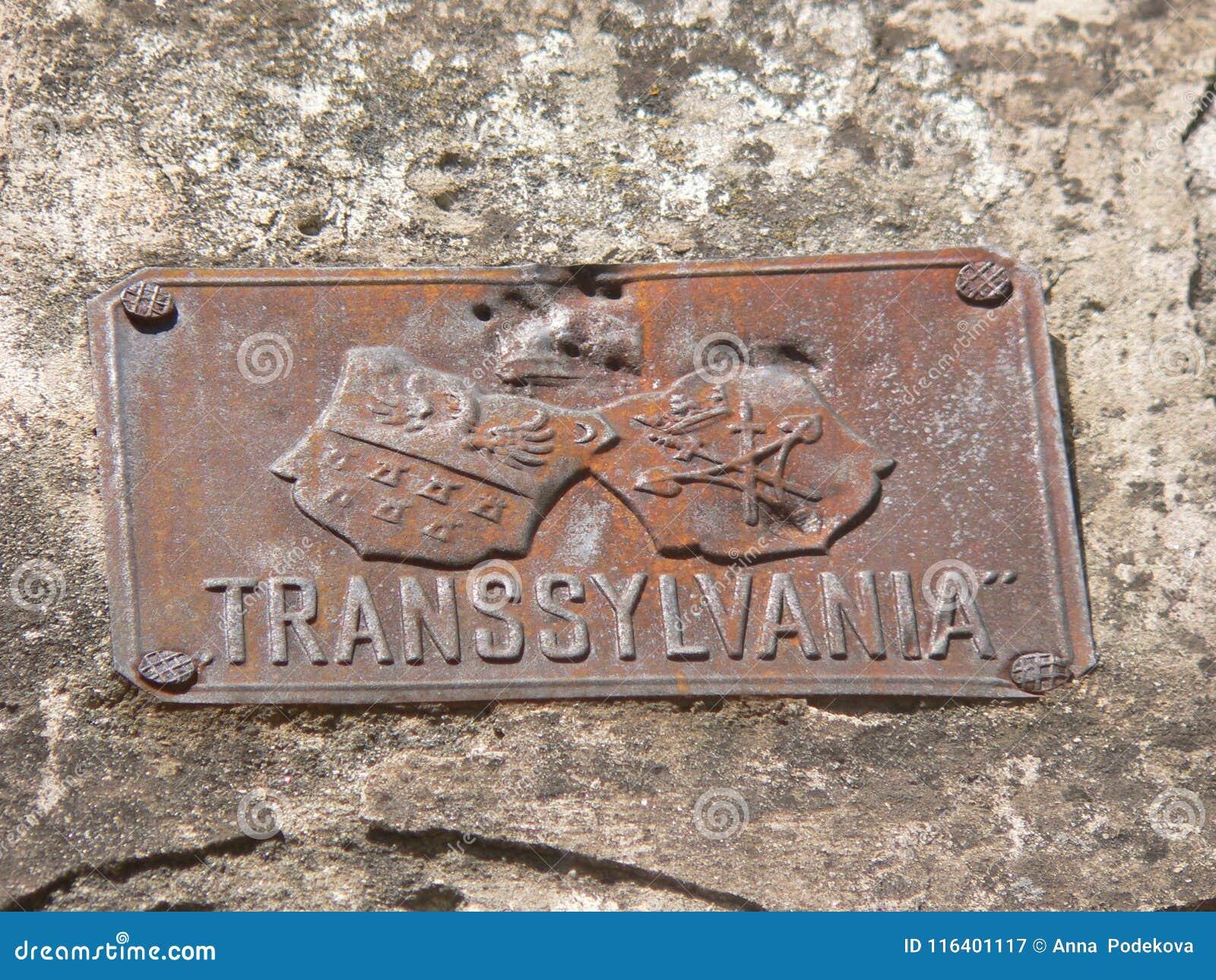 Transilvania, Rumunia - podróż i turystyka Dracula - otręby kasztel