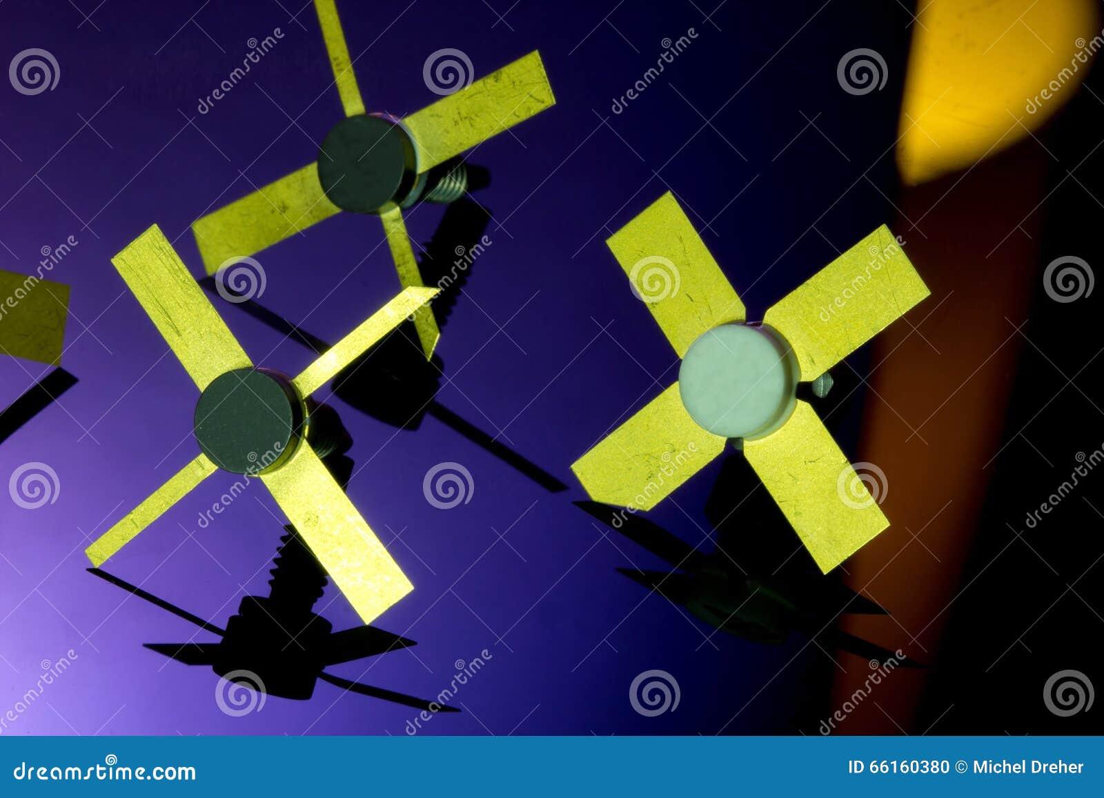 Transistores de poder del RF