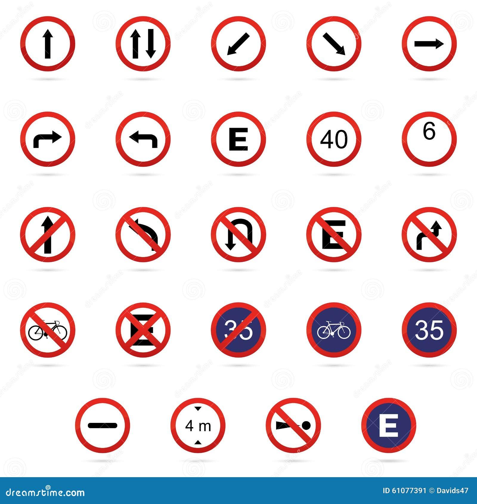 Transit Signals Stock Vector Illustration Of Text Arrow