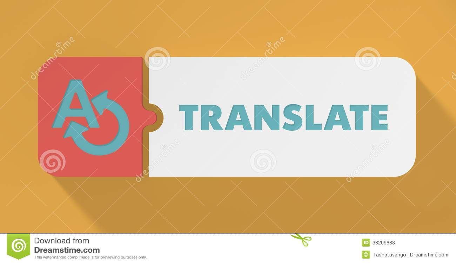 flat translate