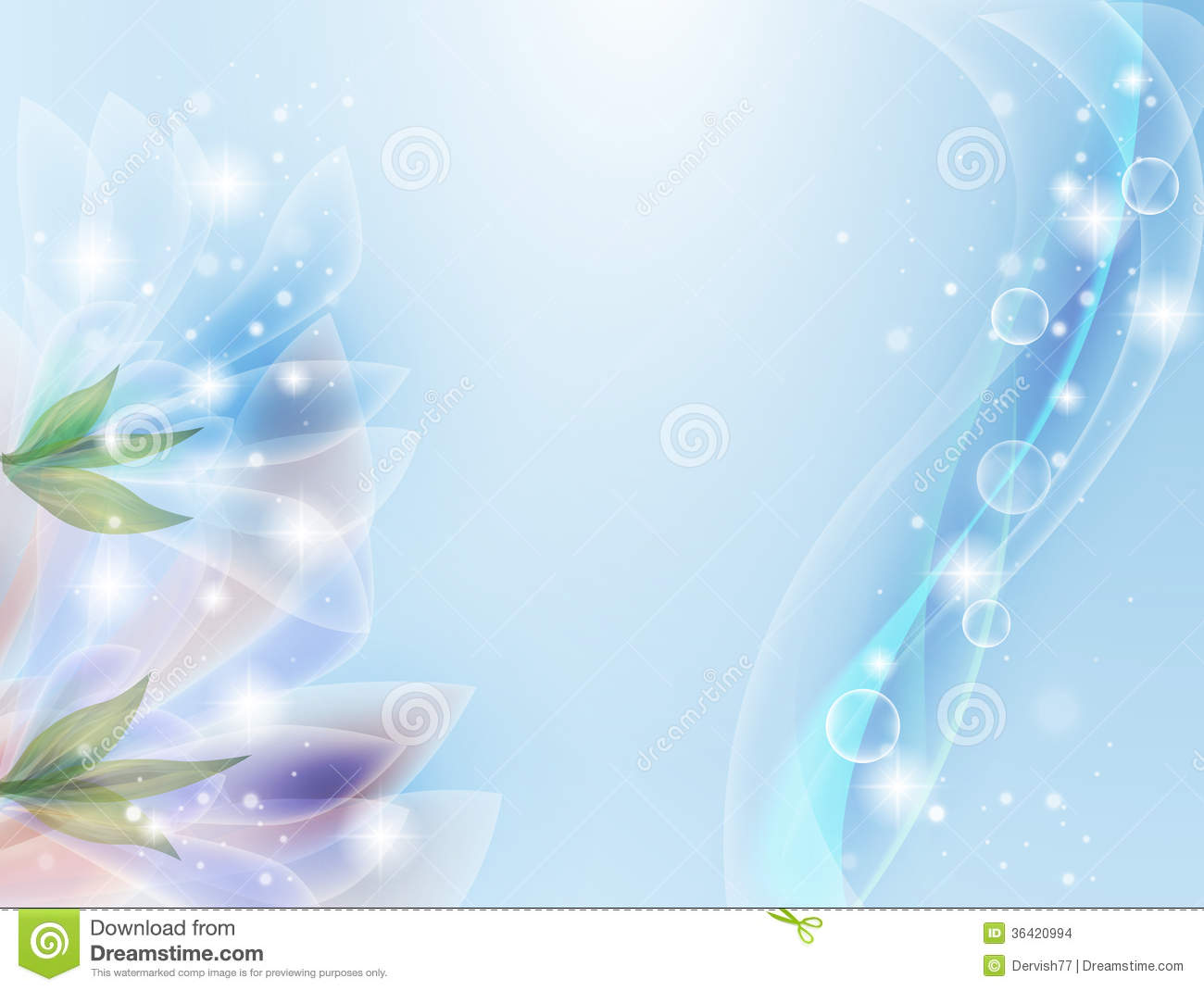 translucent flowers stock images