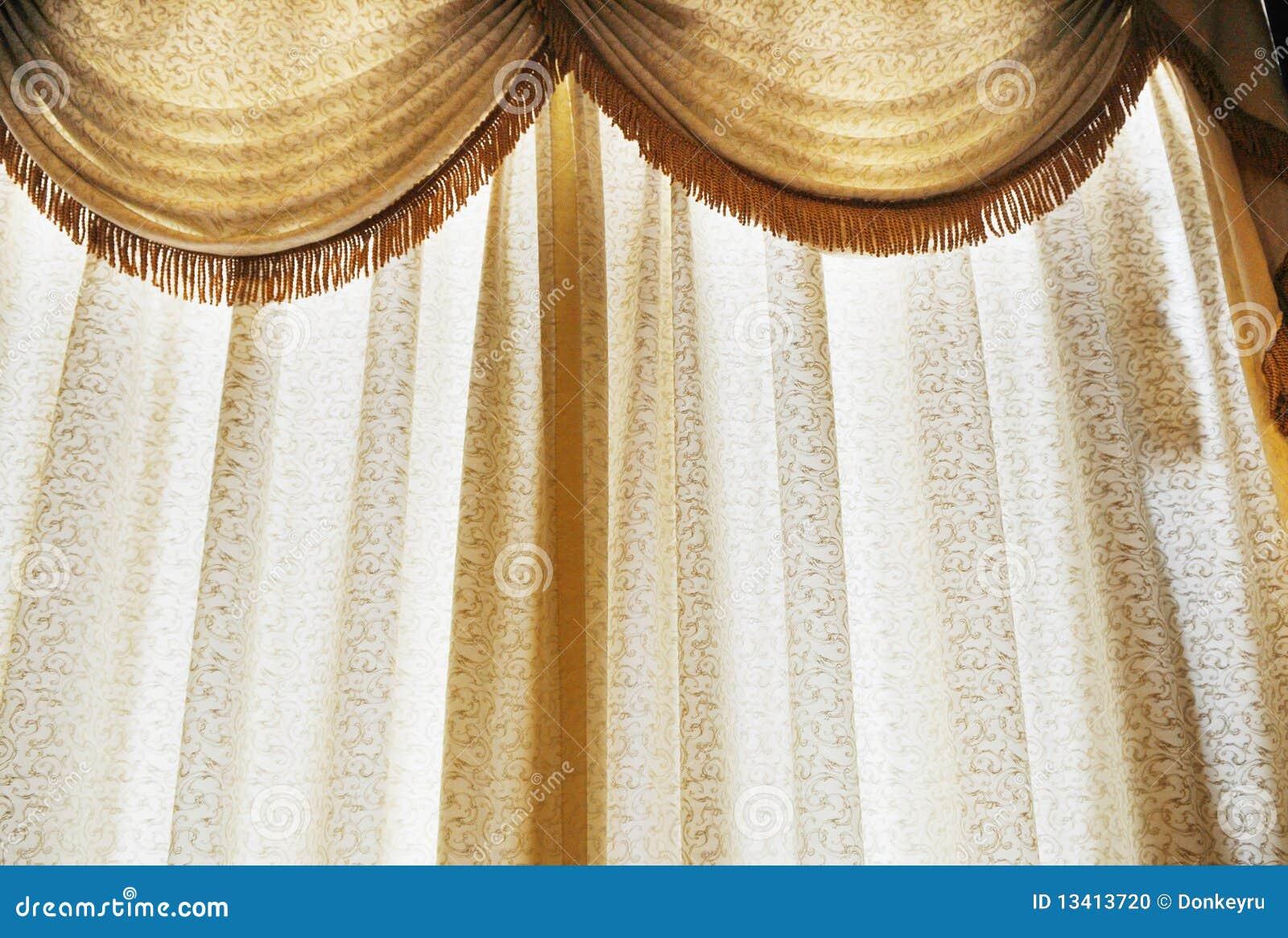 Window curtain - Translucent Window Curtain Window Curtain