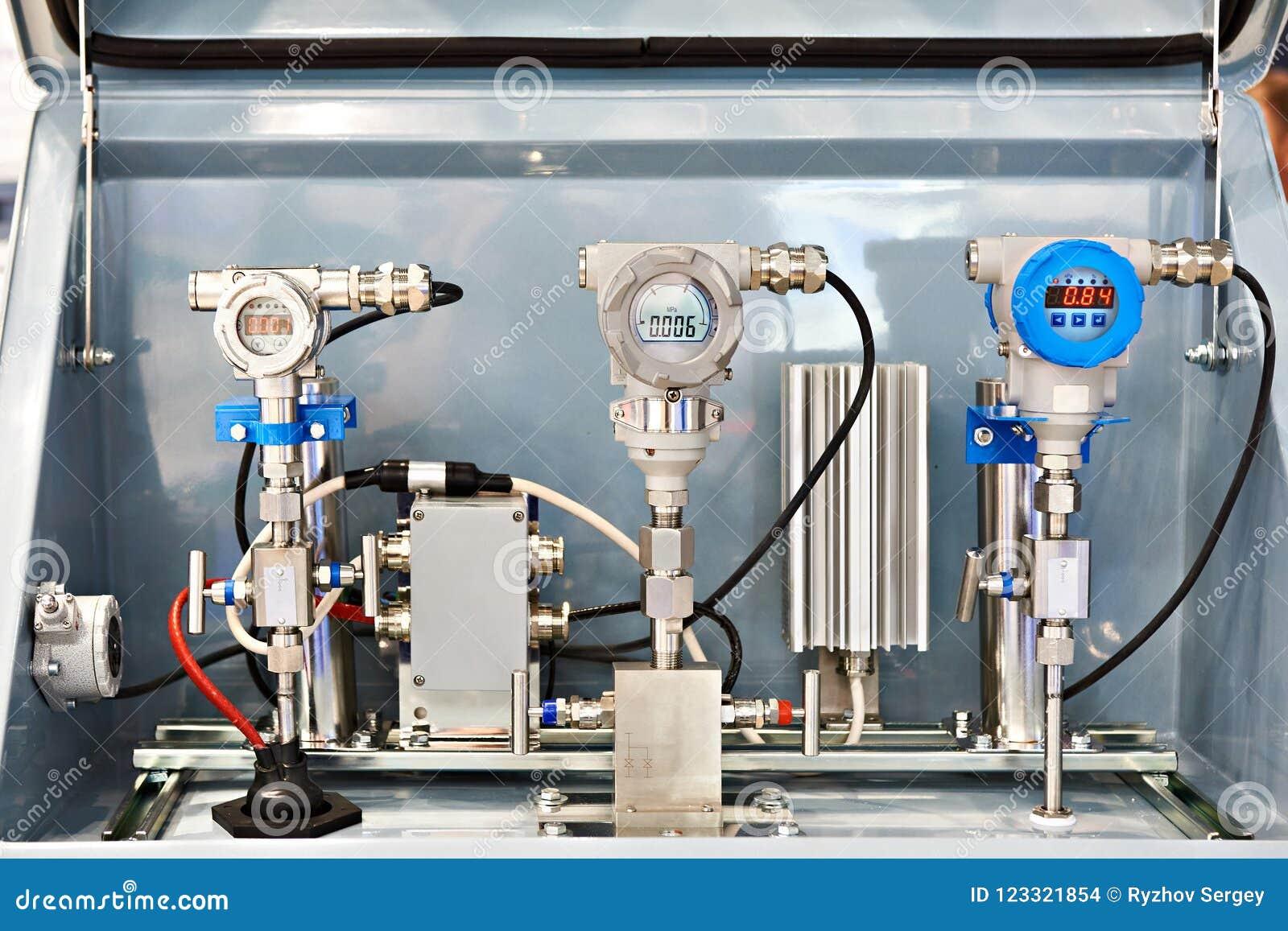 Transmisor y sensores de presión