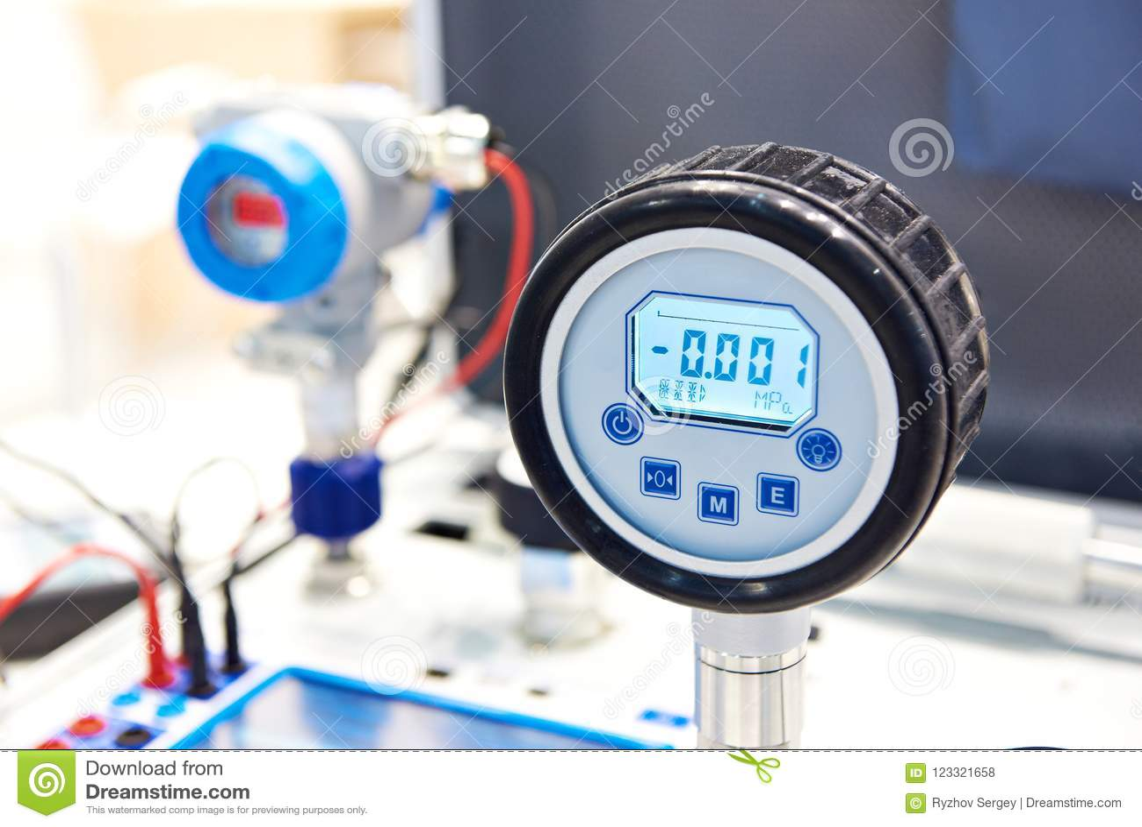 Transmissor de pressão padrão