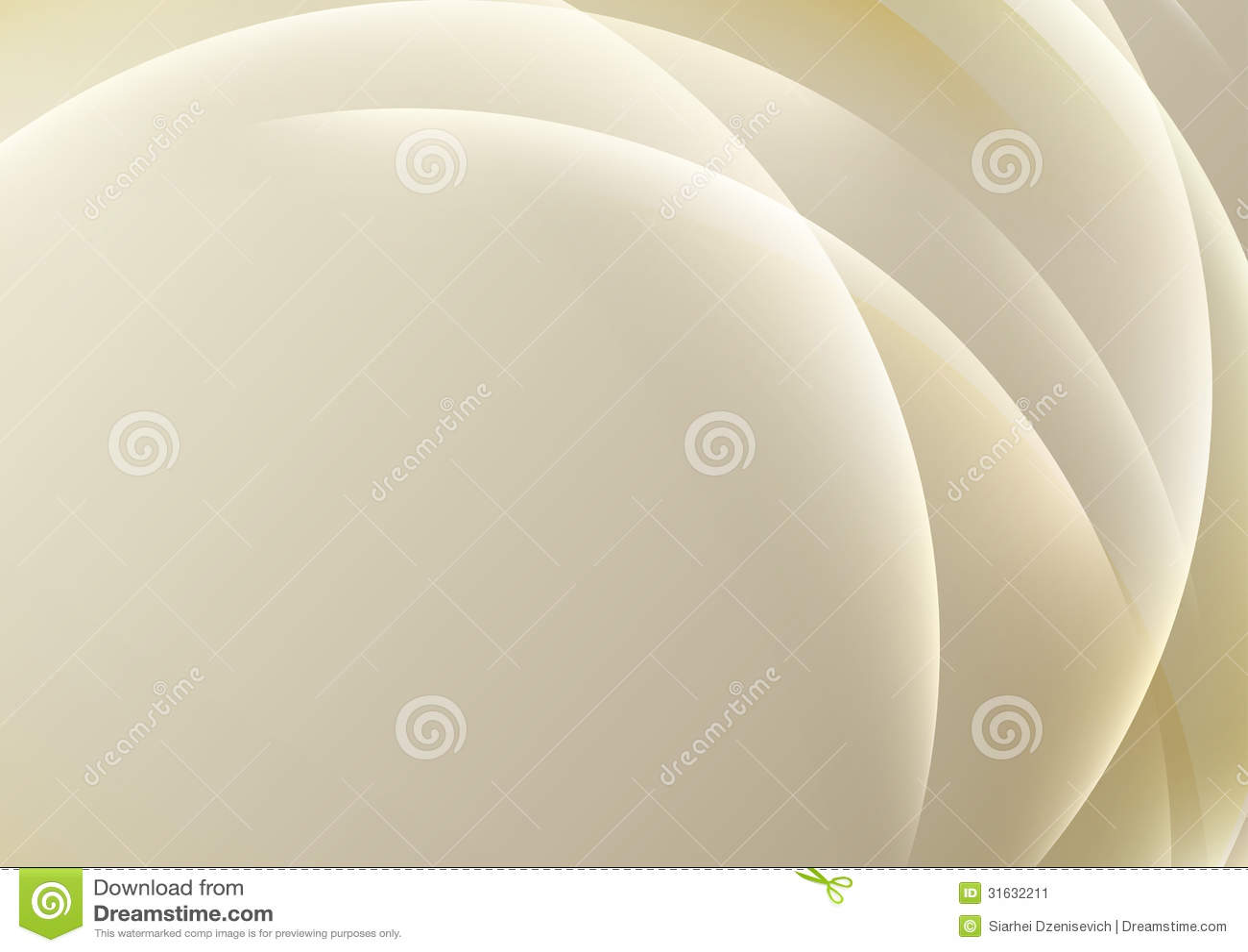 Transparante achtergrond met heldere halftone golven