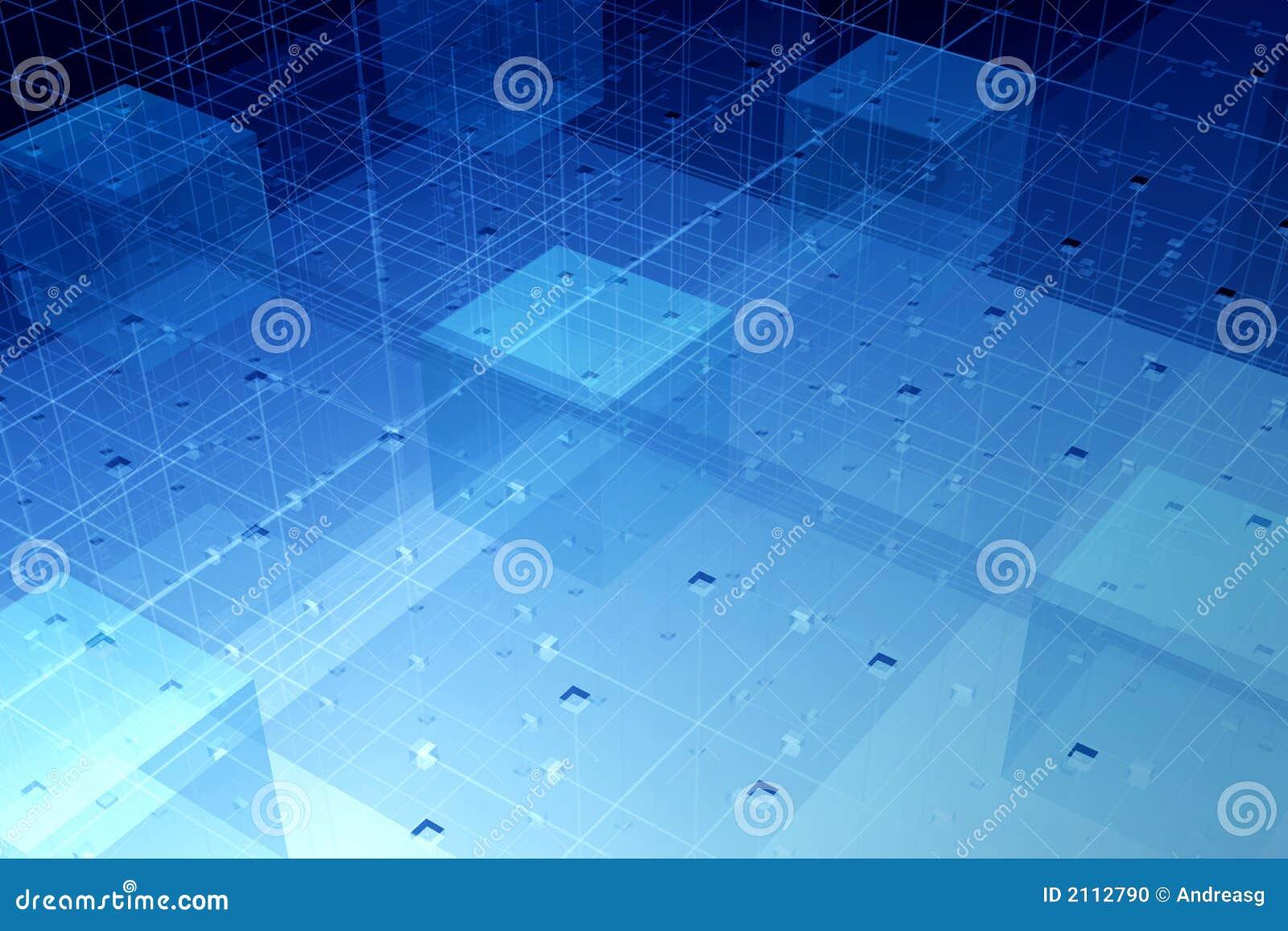 Transparent fiber technology