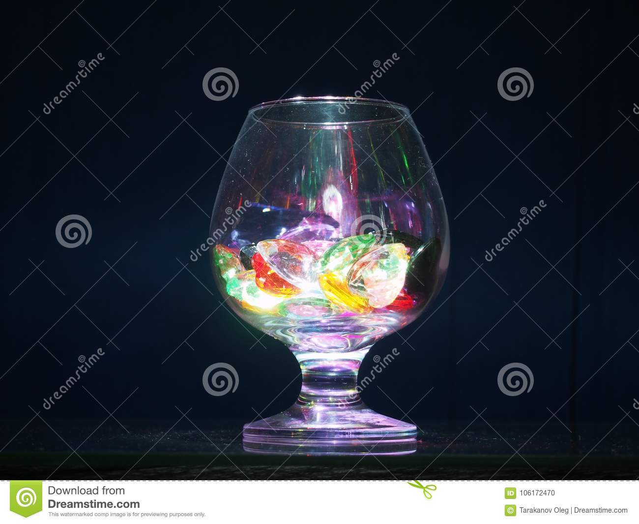 Transparent glass vase with colored pebbles the stones in the f royalty free stock photo reviewsmspy