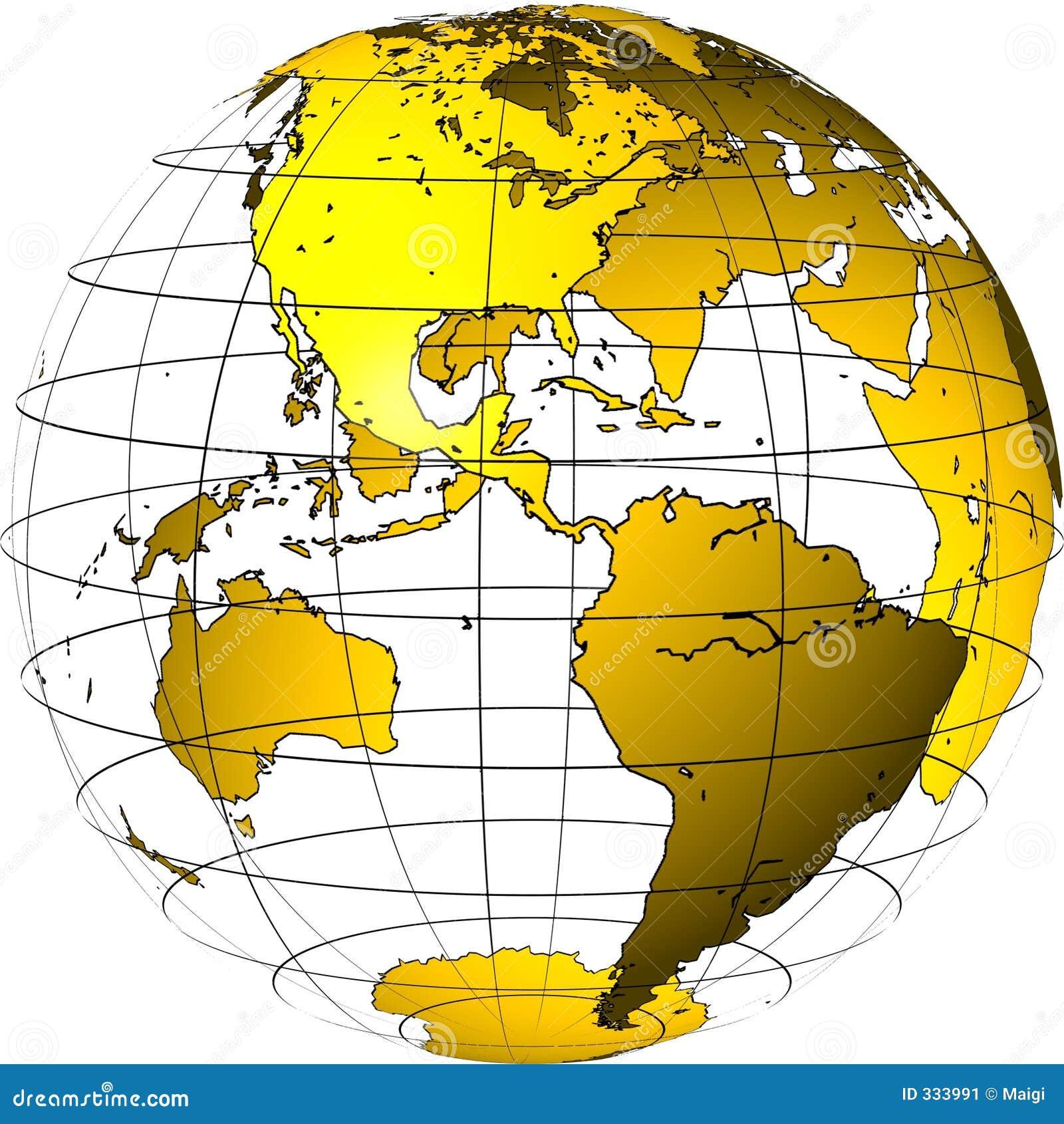 Globe Clipart Transparent Background  3 2 1 Backup Rule