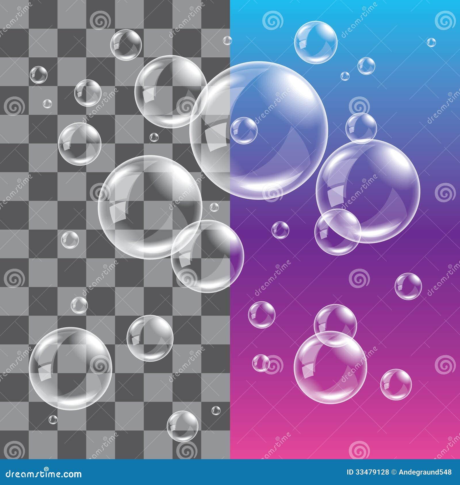 Animated Soap Bubbles