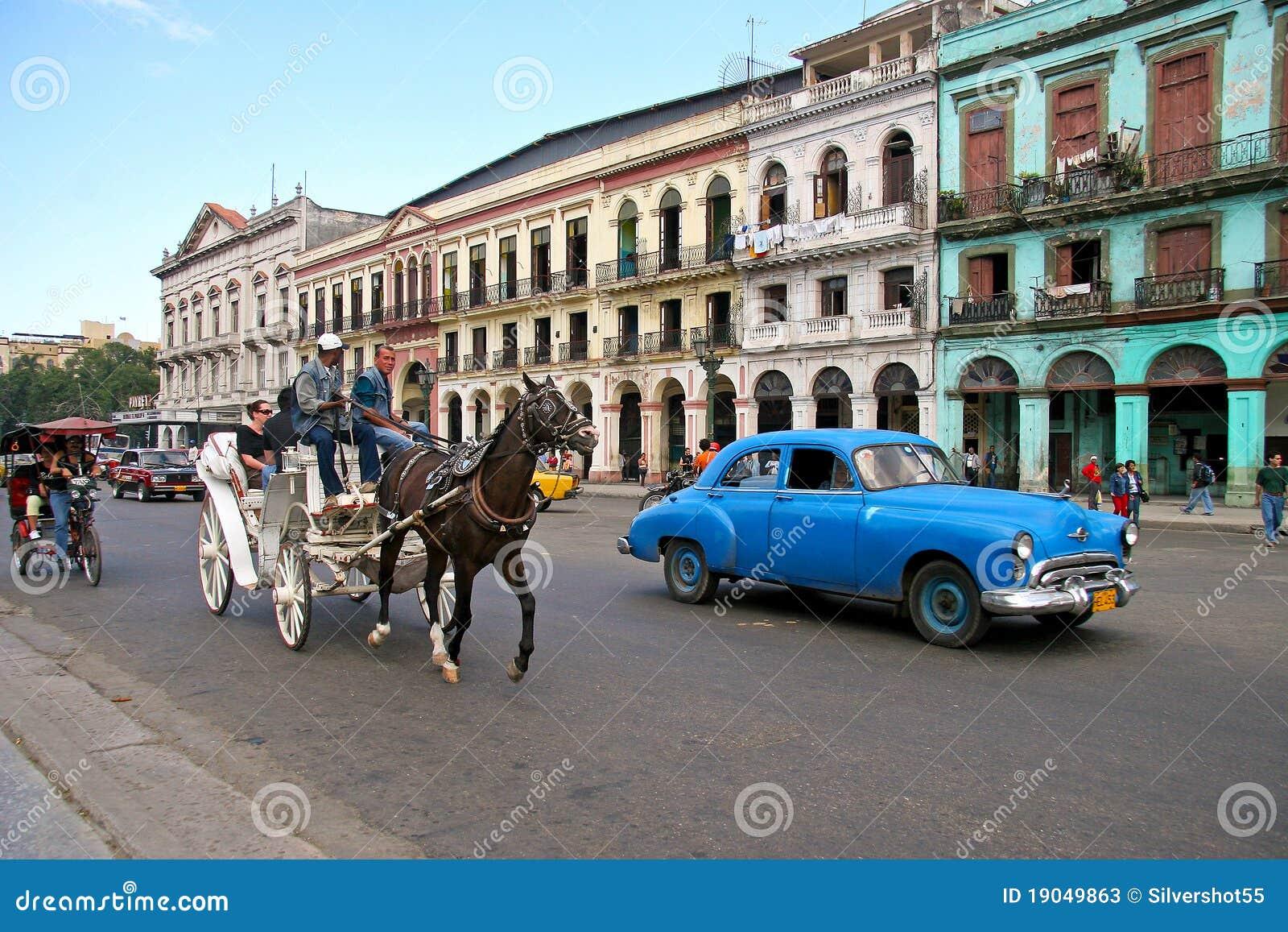 Transport au Cuba