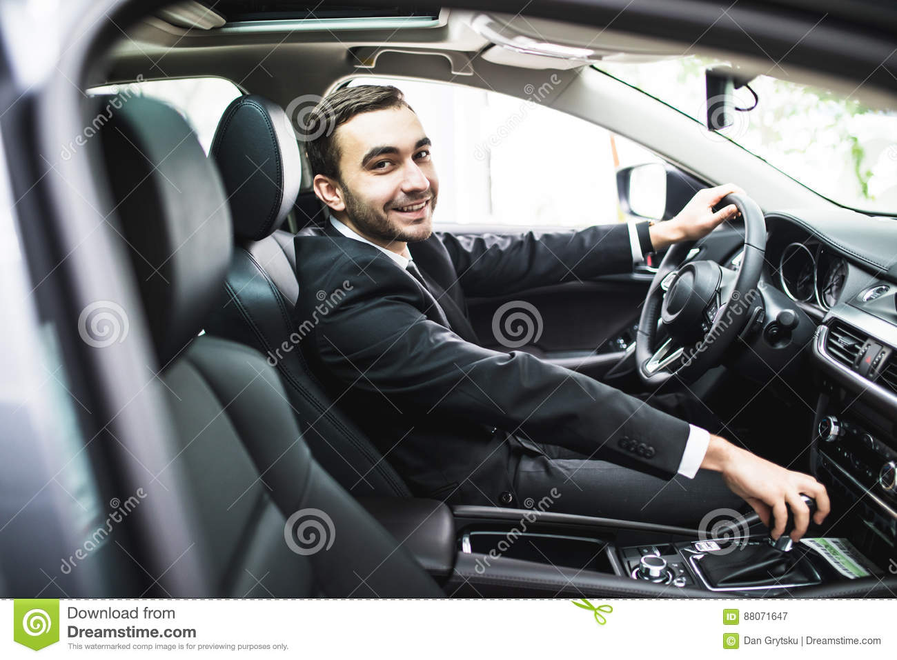 Using A Rental Car For Driving Test