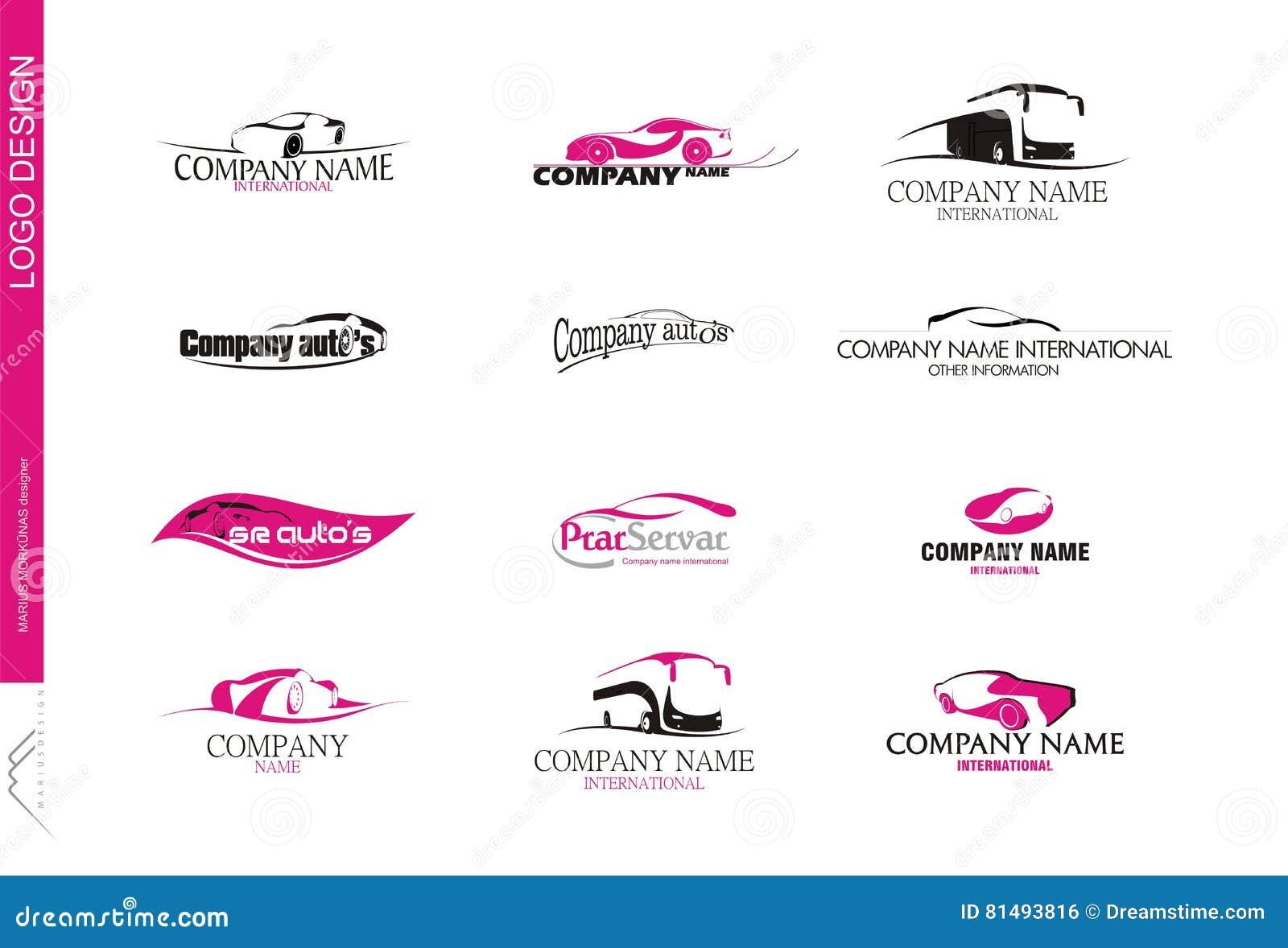 International company names and logos for International design company