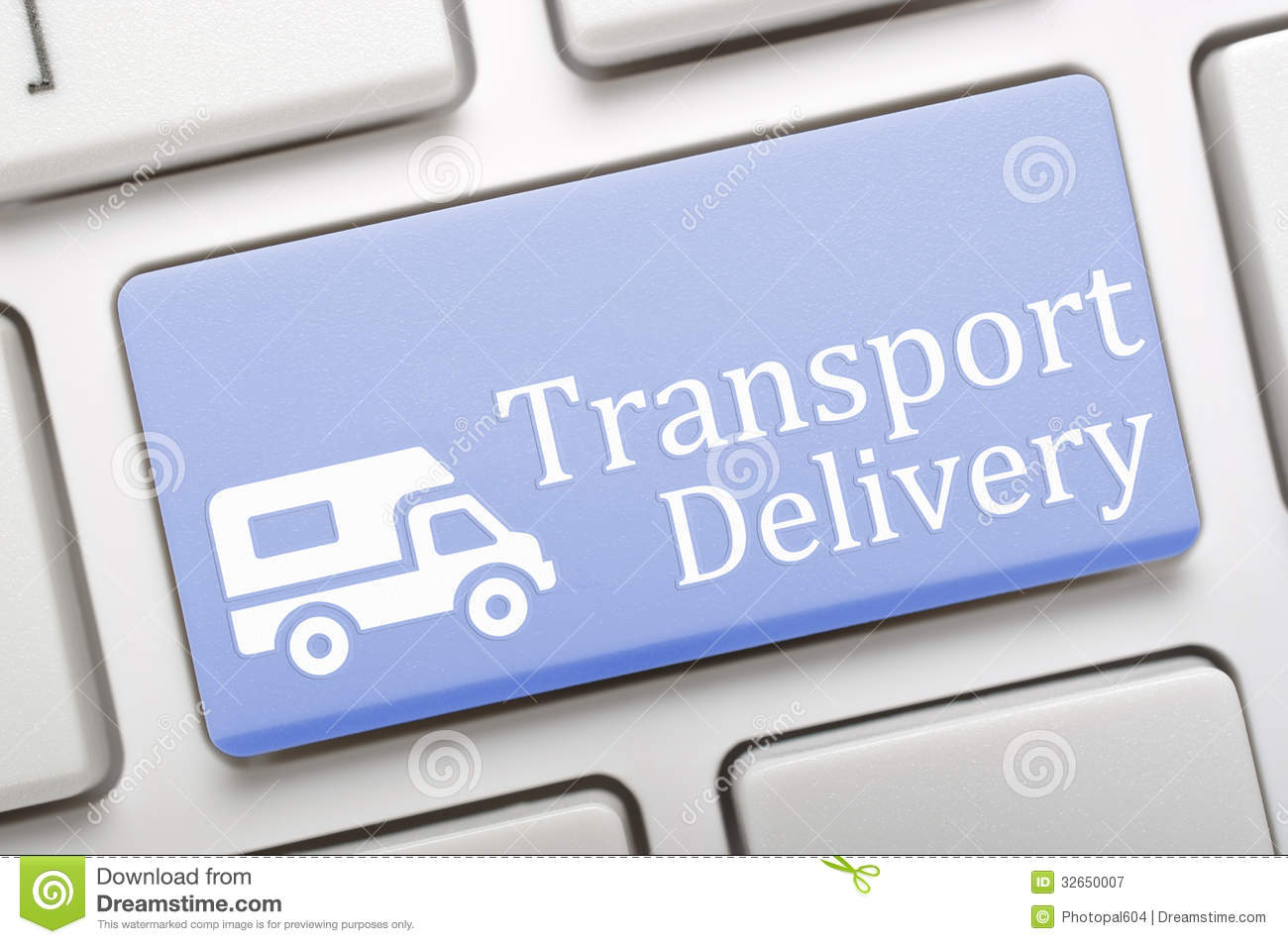 Transport delivery