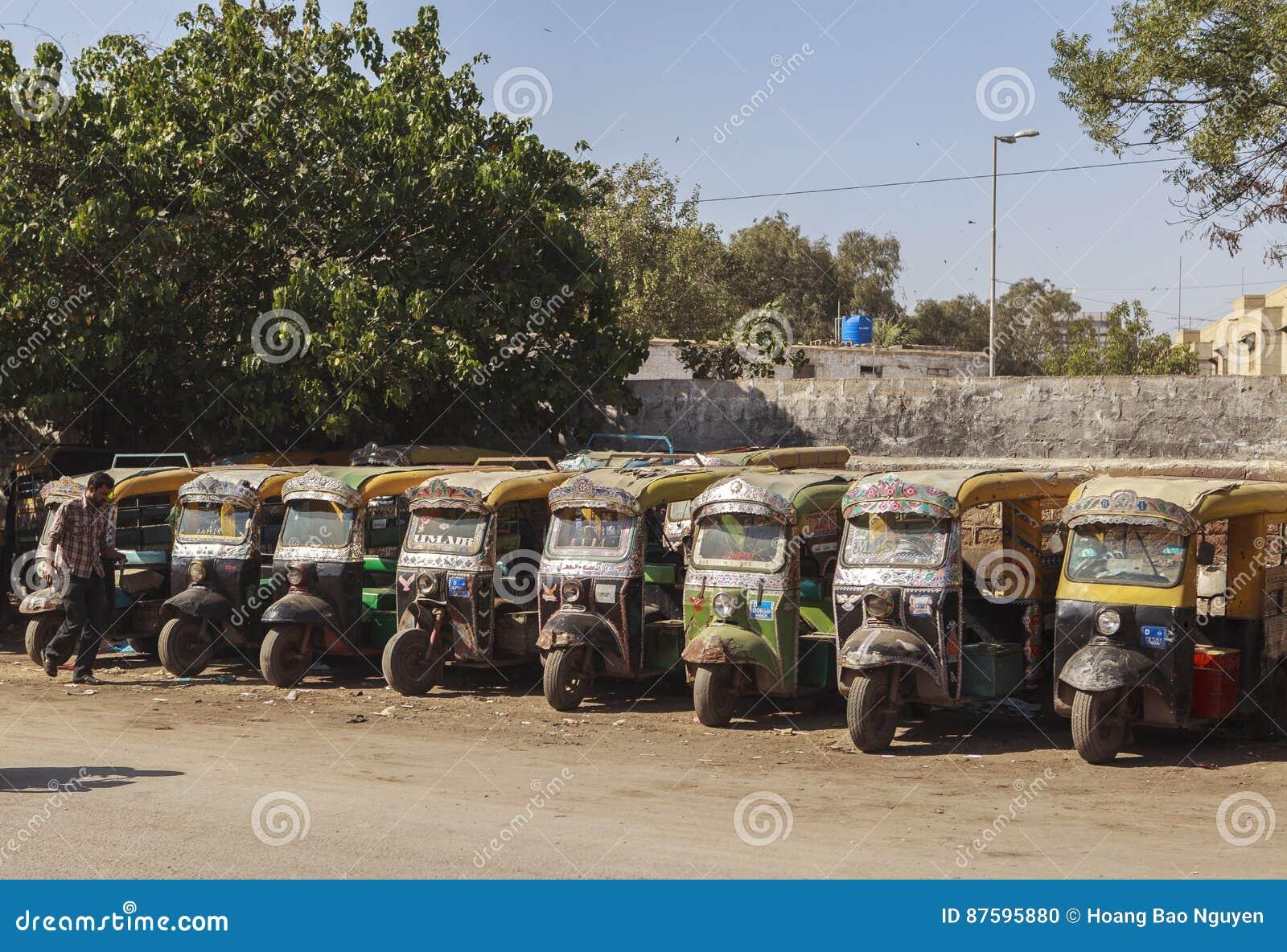 Transport in Pakistan