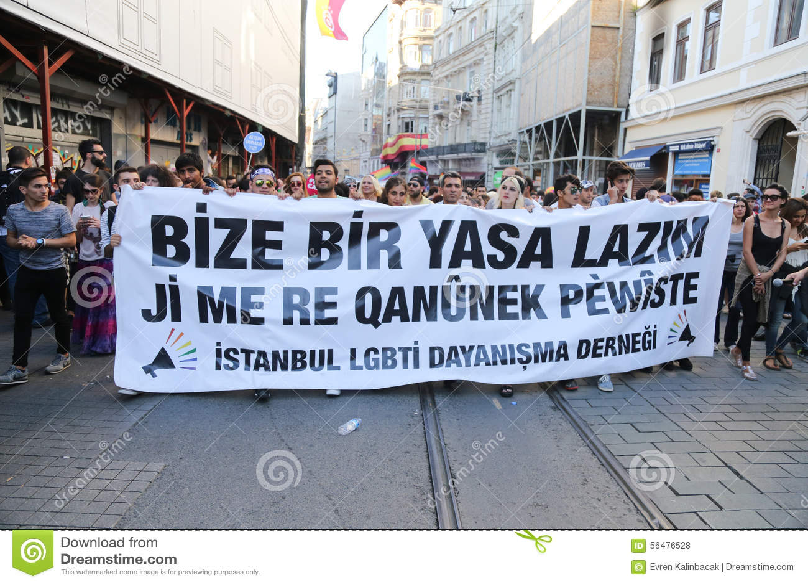 Transport Pride Istanbul 2015