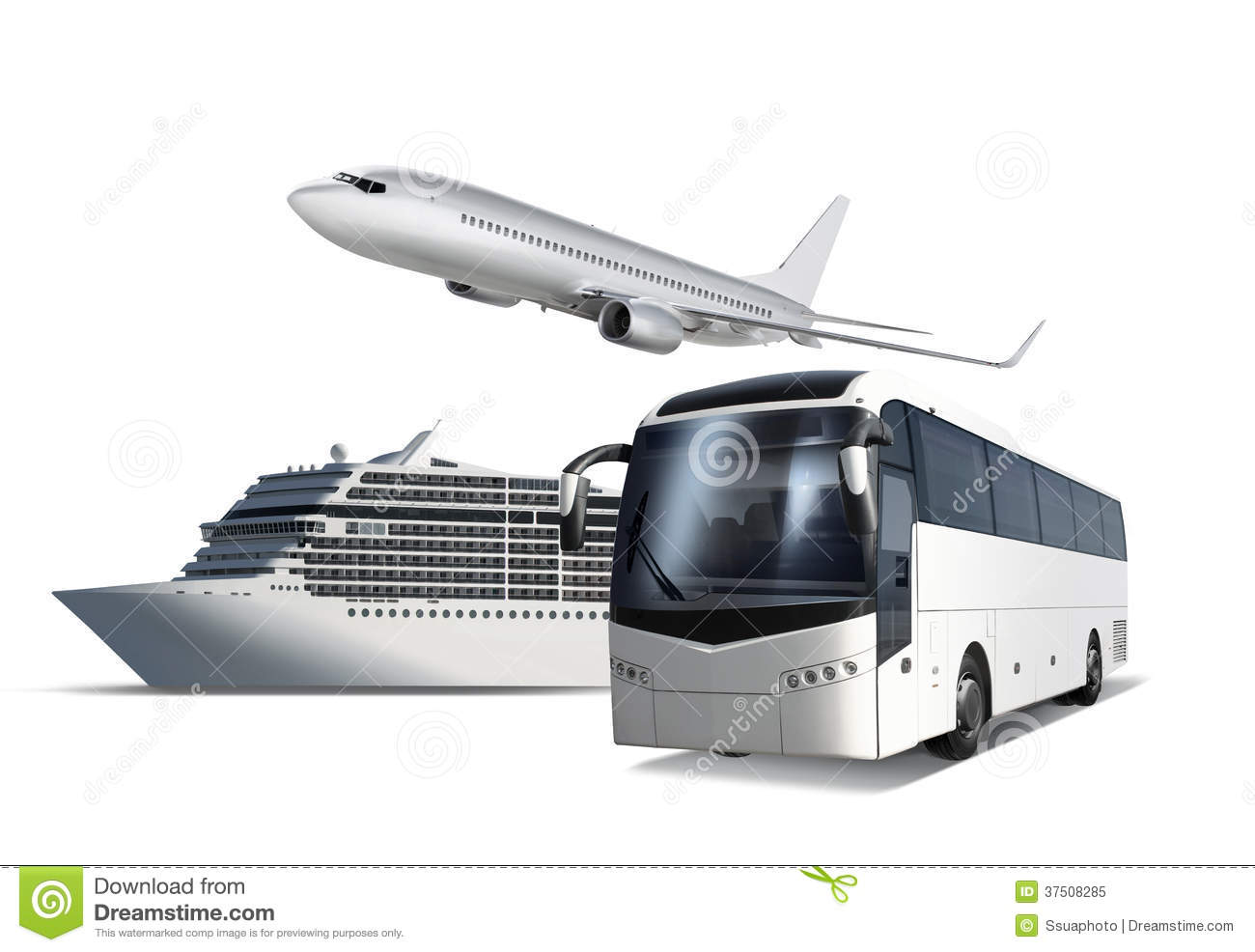 Transport For Travel Royalty Free Stock Photo Image