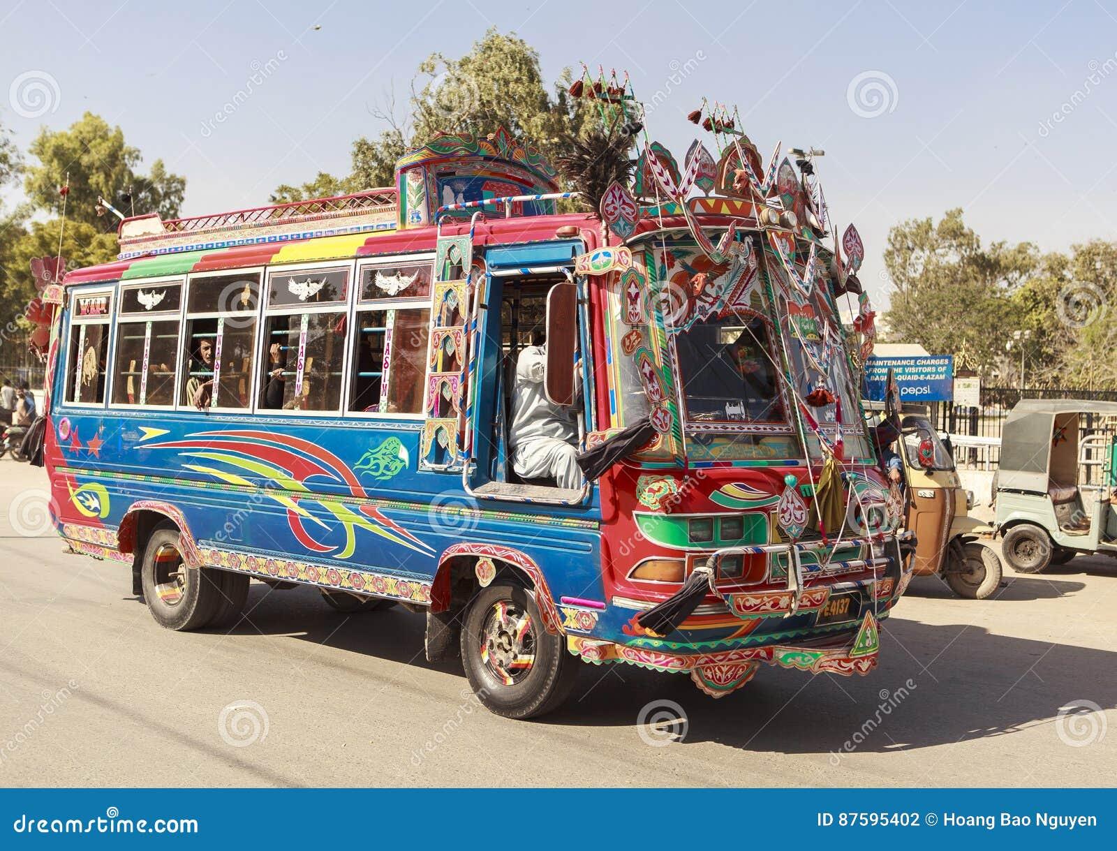 Transport w Pakistan