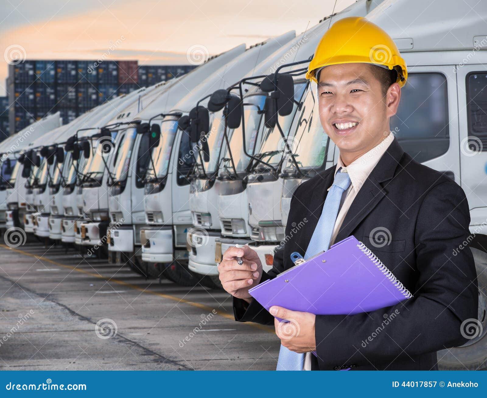 Transportation Engineer Stock Photo - Image: 44017857